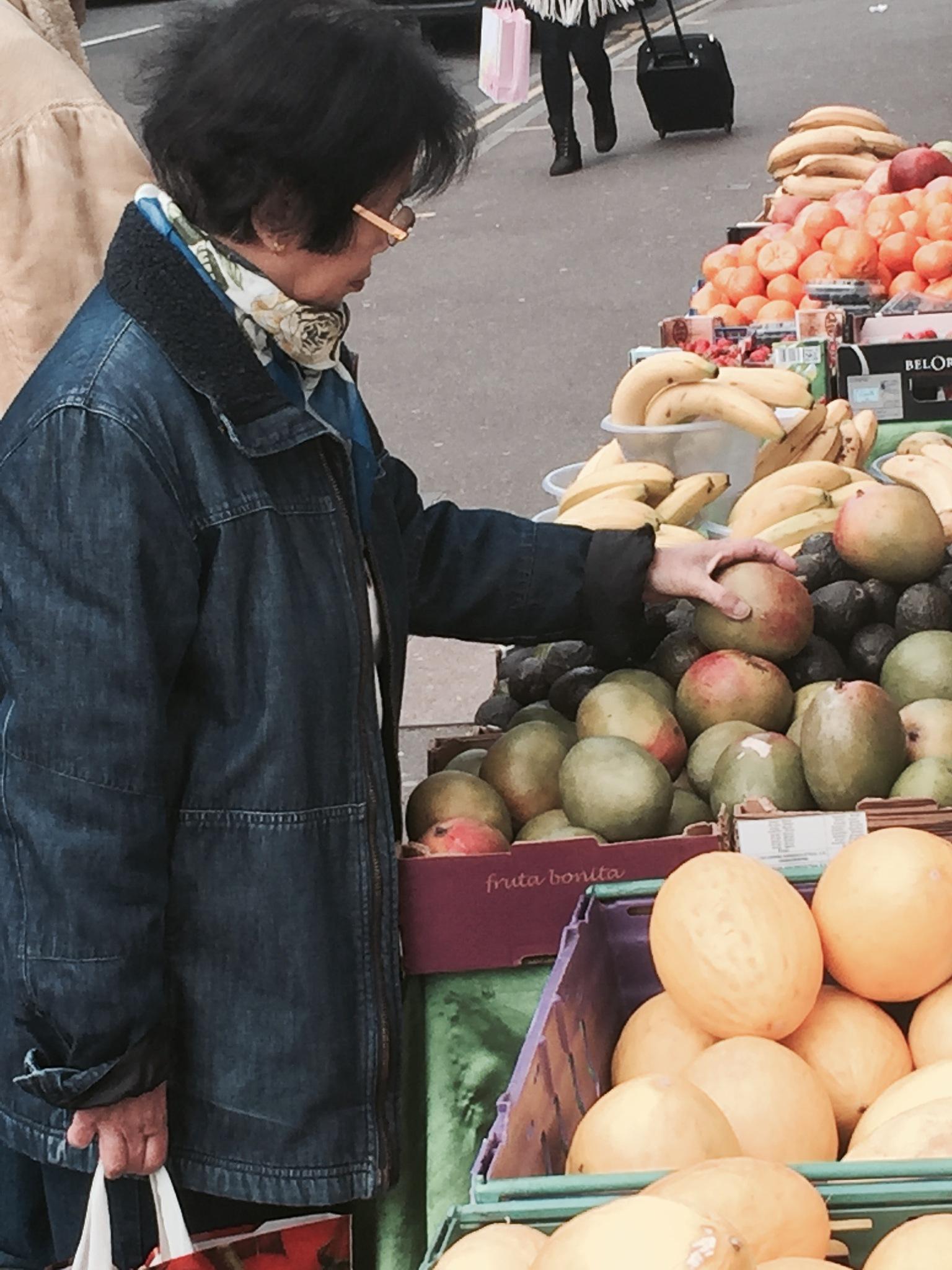 Mango  by KurdSpring