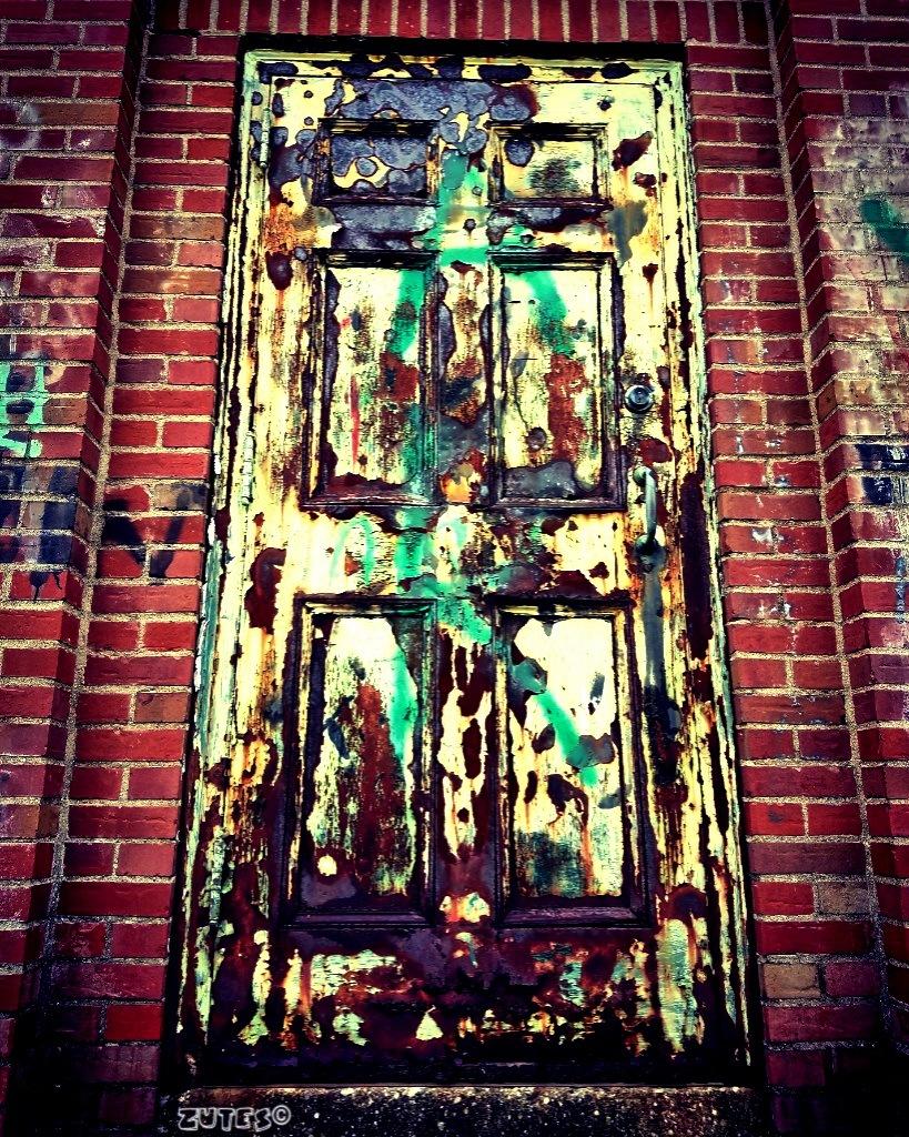 Doorway to Art by Zutes Photography