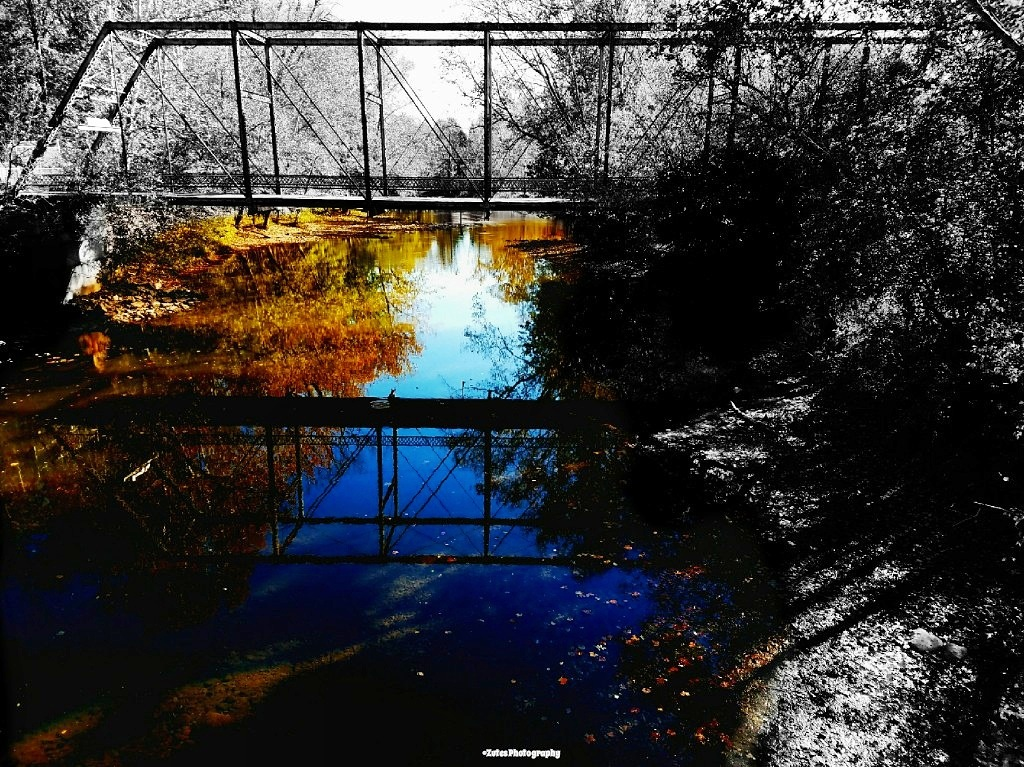 Thomas Bridge by Zutes Photography