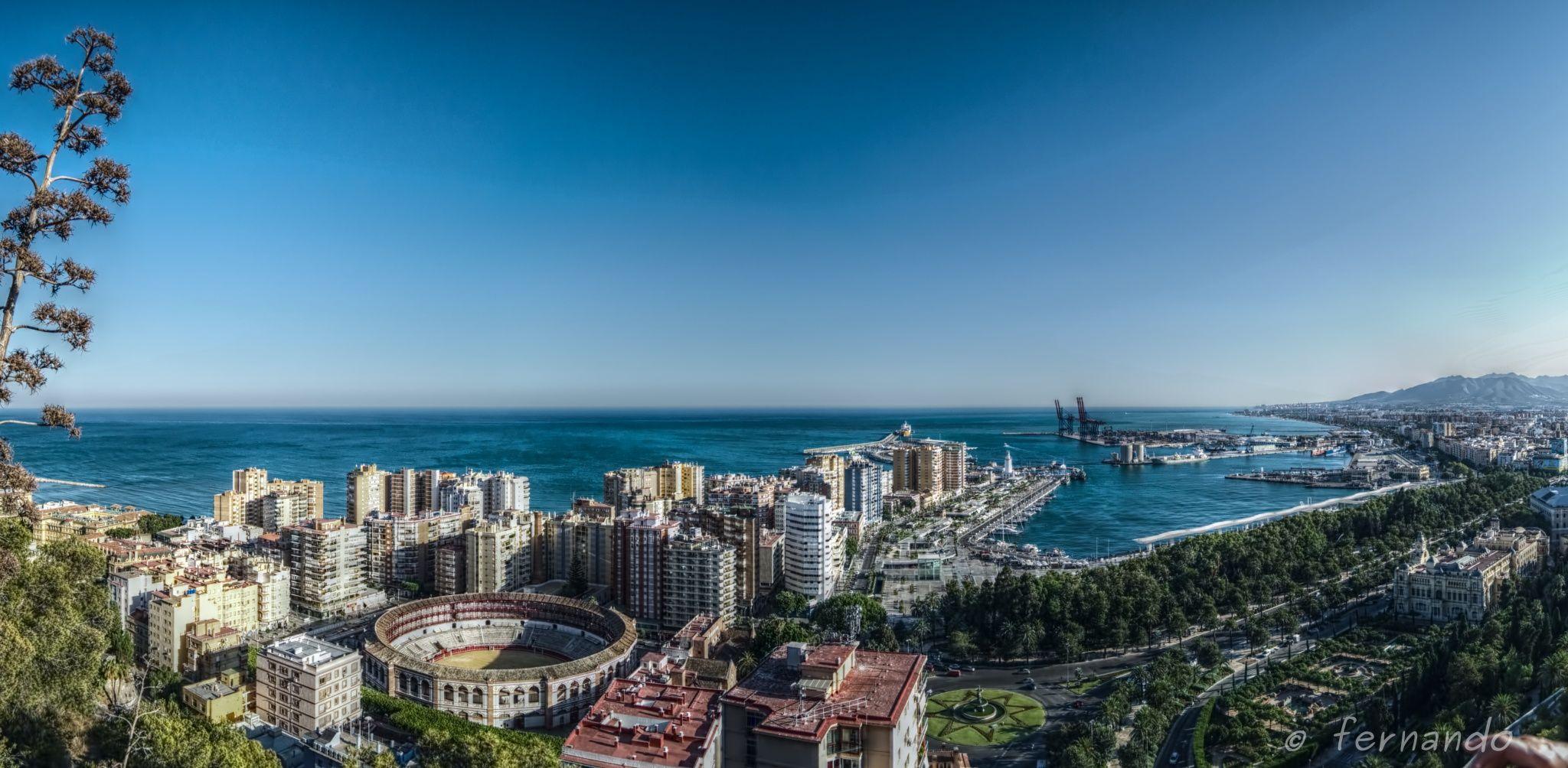 Málaga by fgred