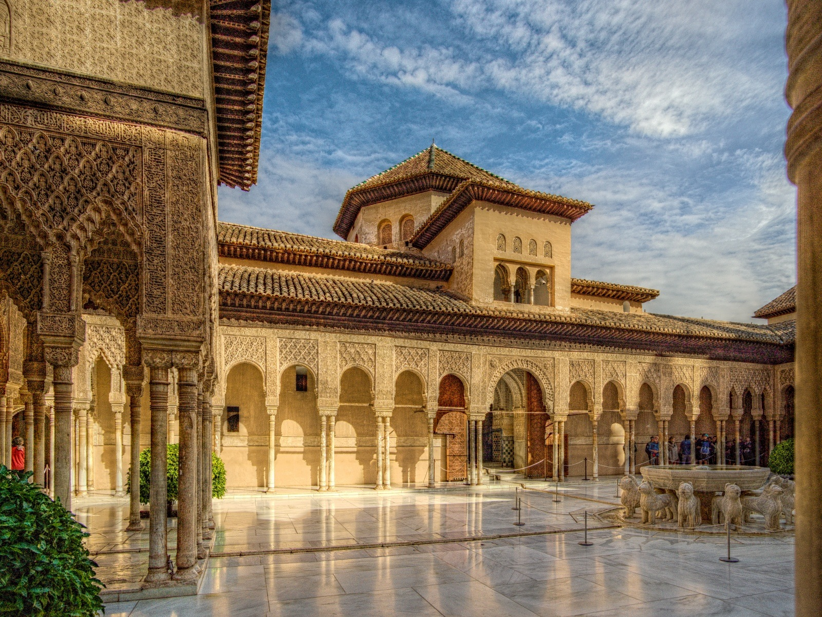 Alhambra by fgred