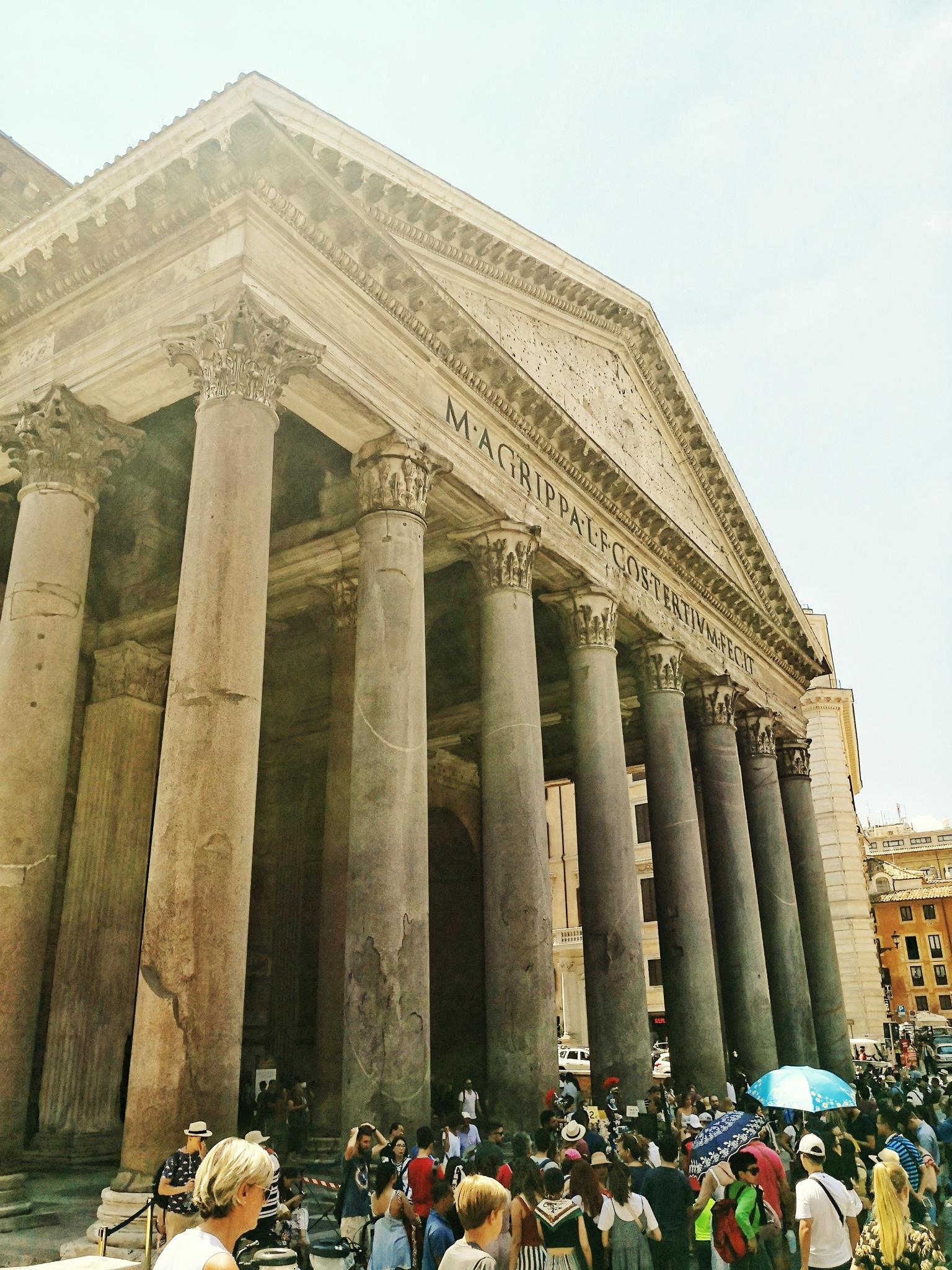 pantheon by Maurizio Battiston
