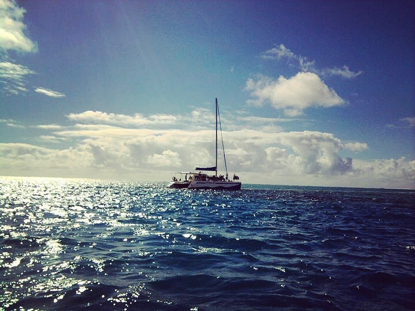 Indian Ocean Sea by Hasnaa Ameer Hossen
