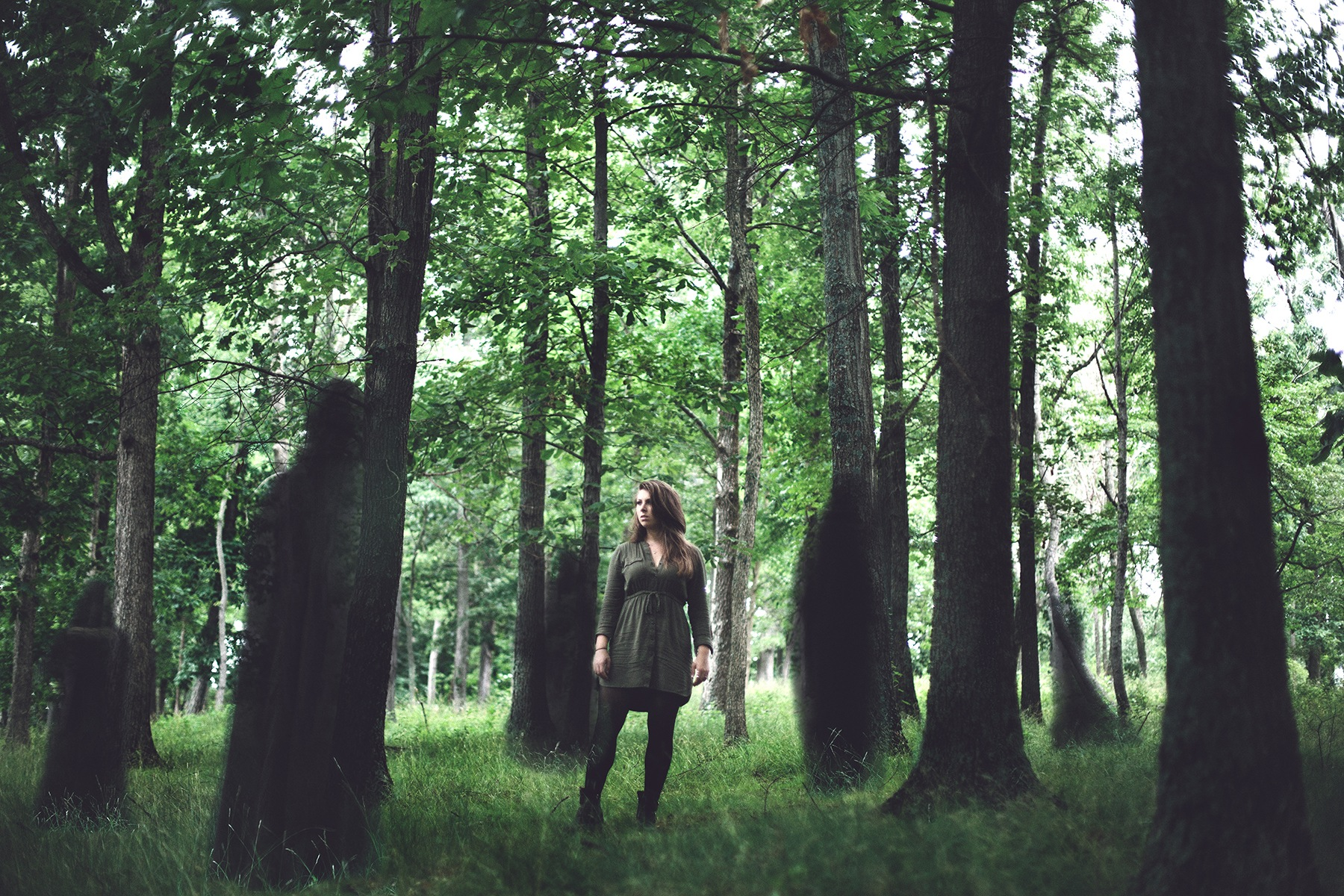 A Walk Amongst the Shadows by brooketownsend
