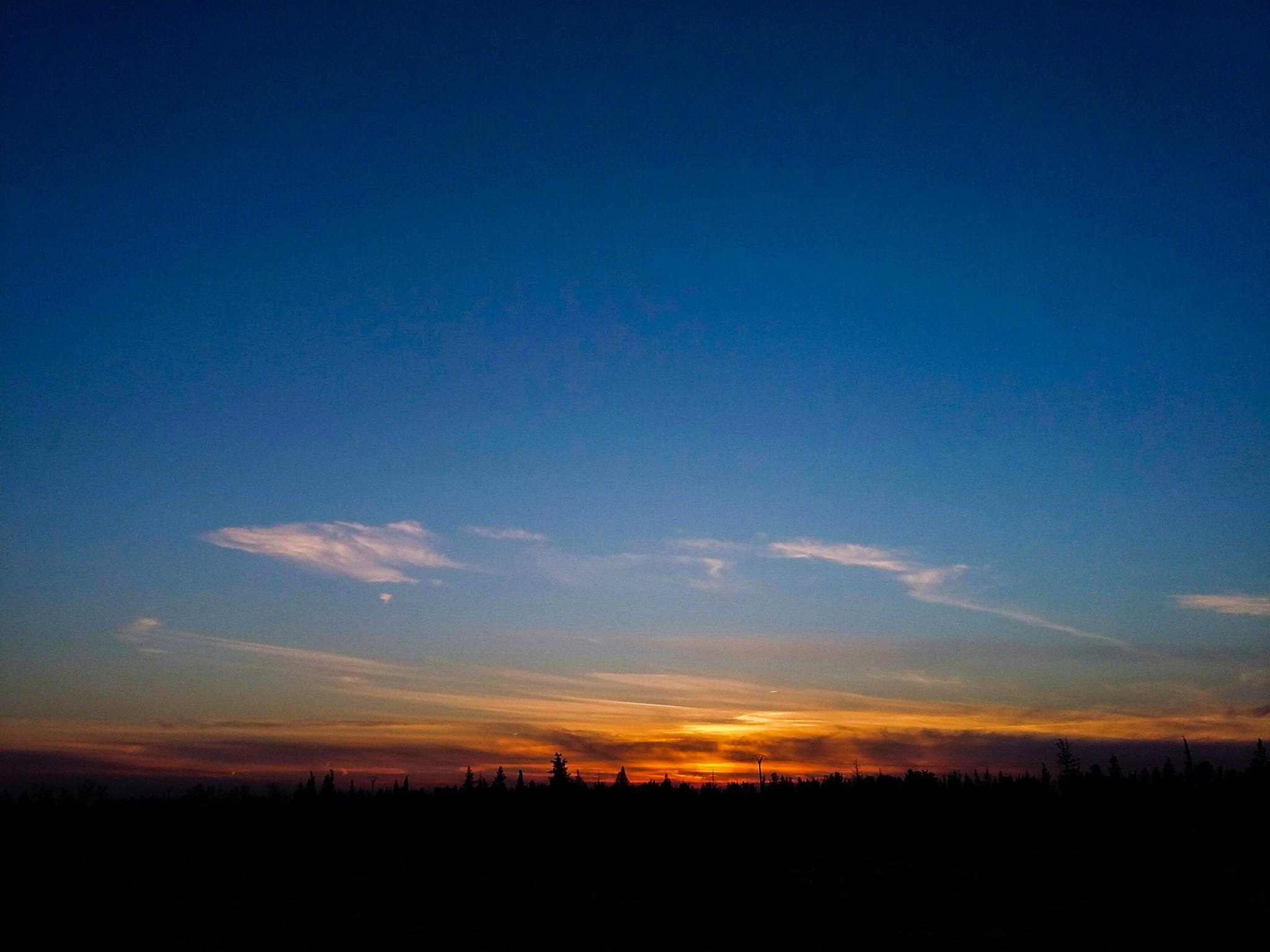 SUNSET by Abdellah Ait Othman