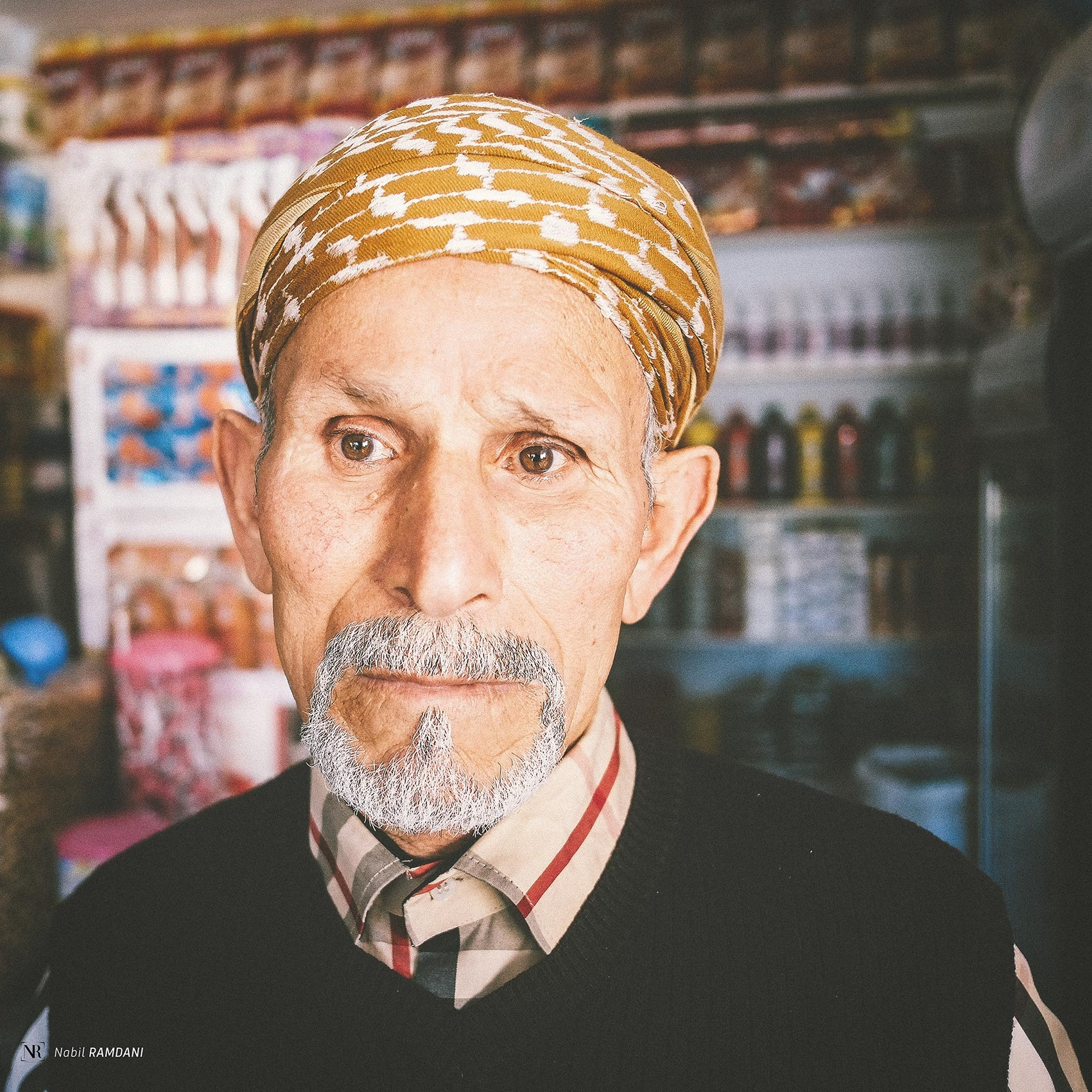 dad by Nabil Ramdani
