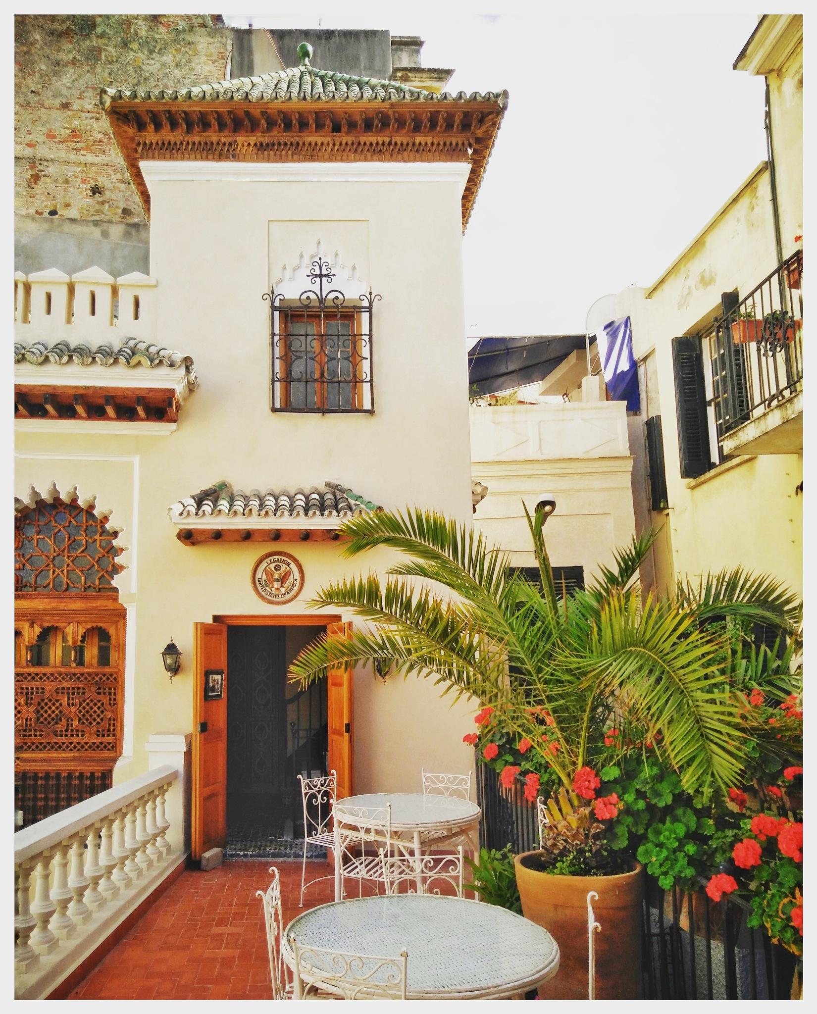 American legation Tanger by aminebensaada