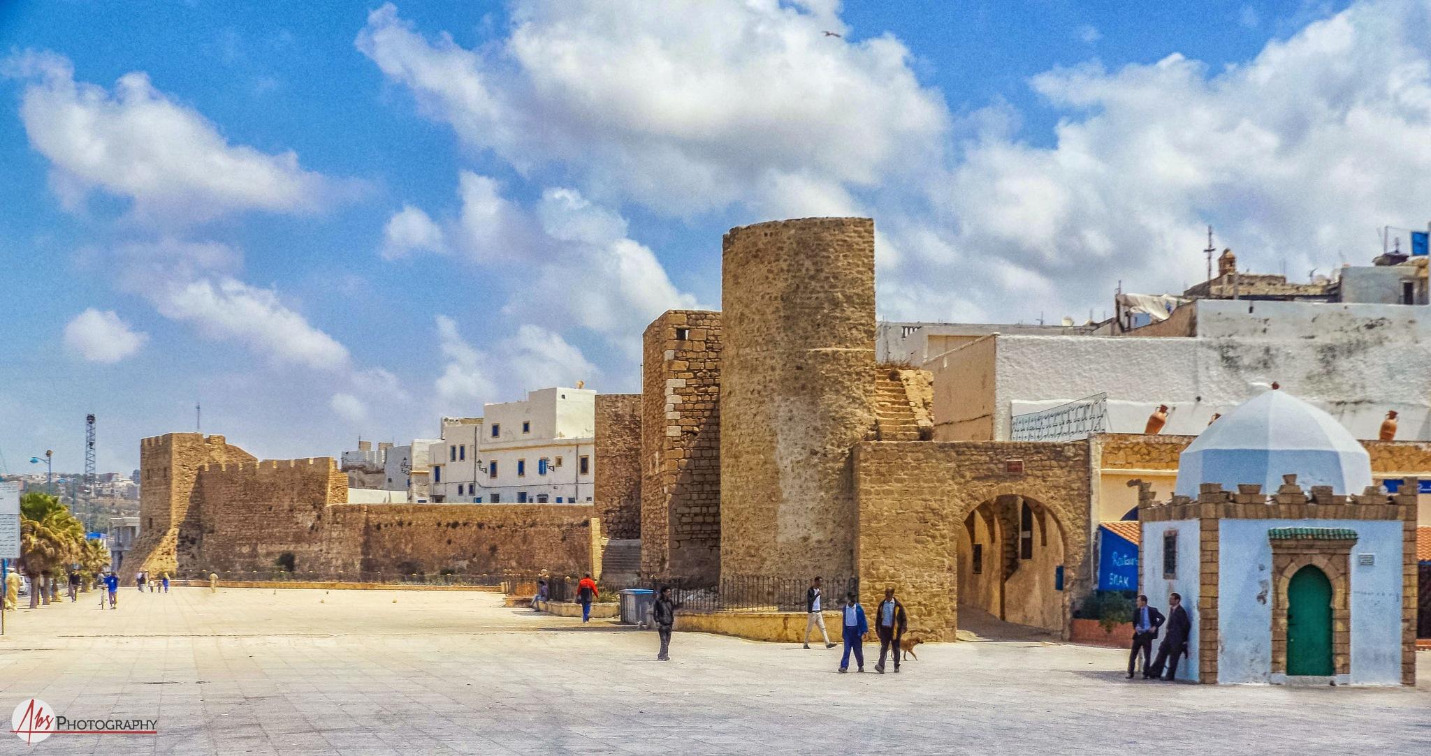 Old Medina of Safi by aminebensaada
