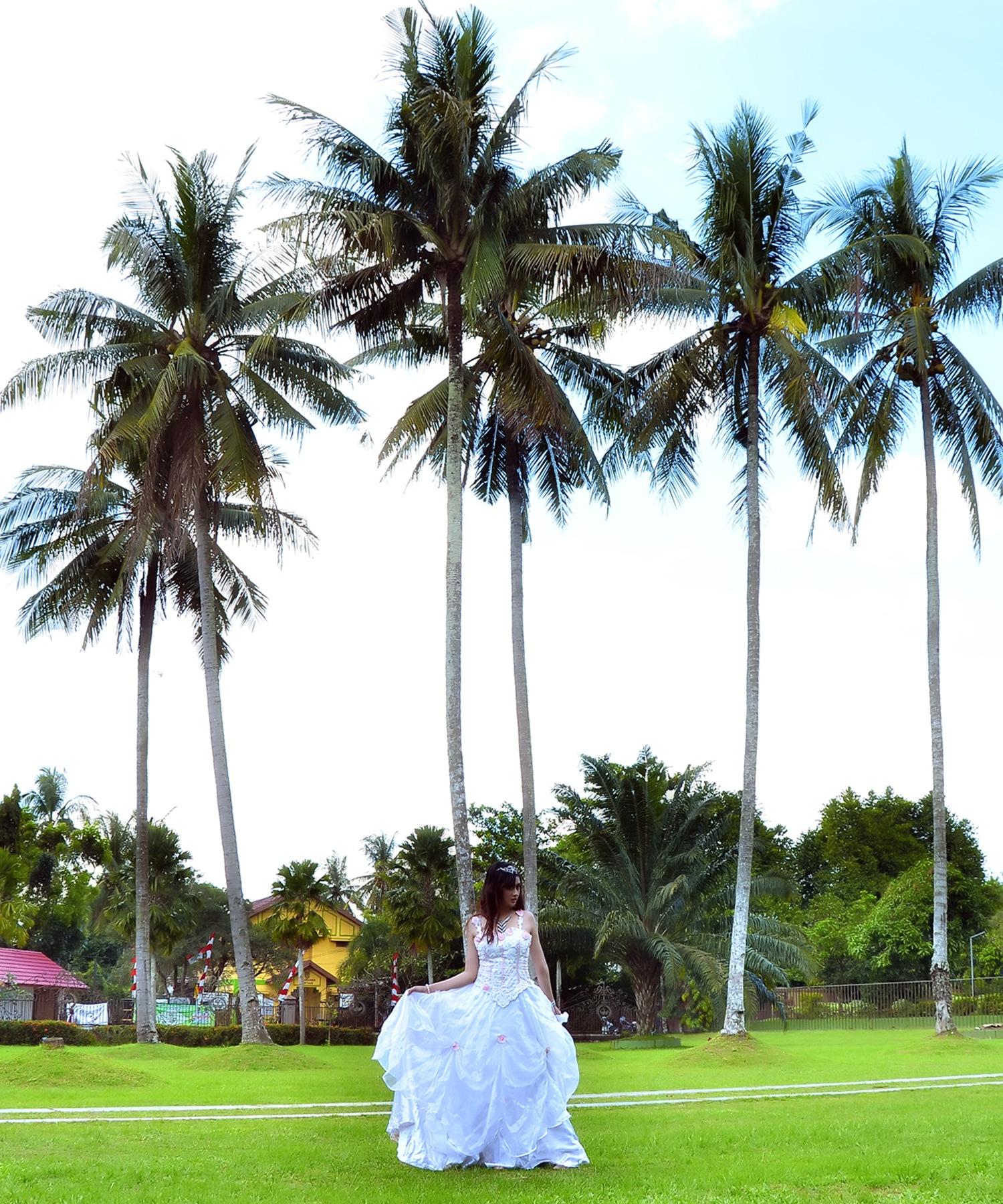 single wedding by Zie Fauzie