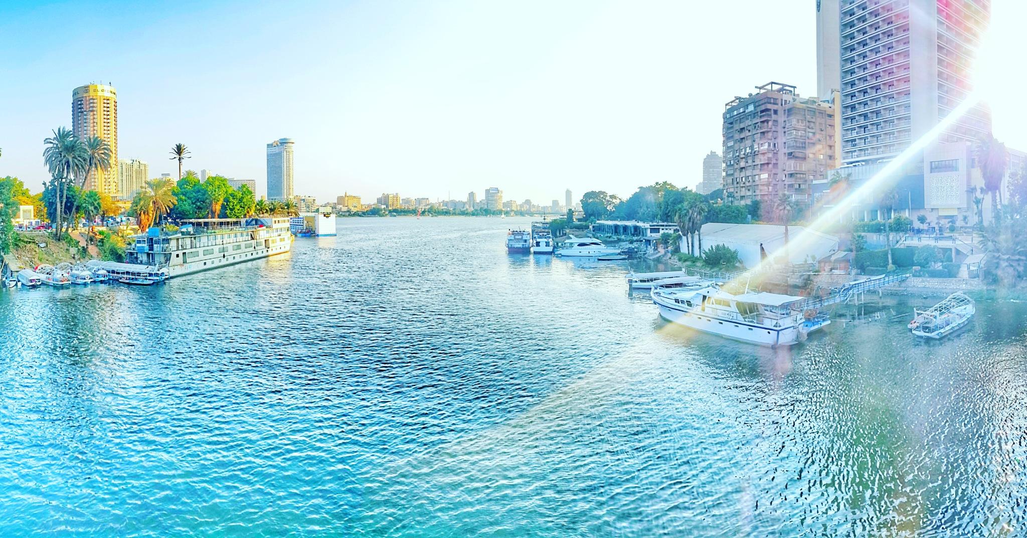 The Nile  by John Hakim