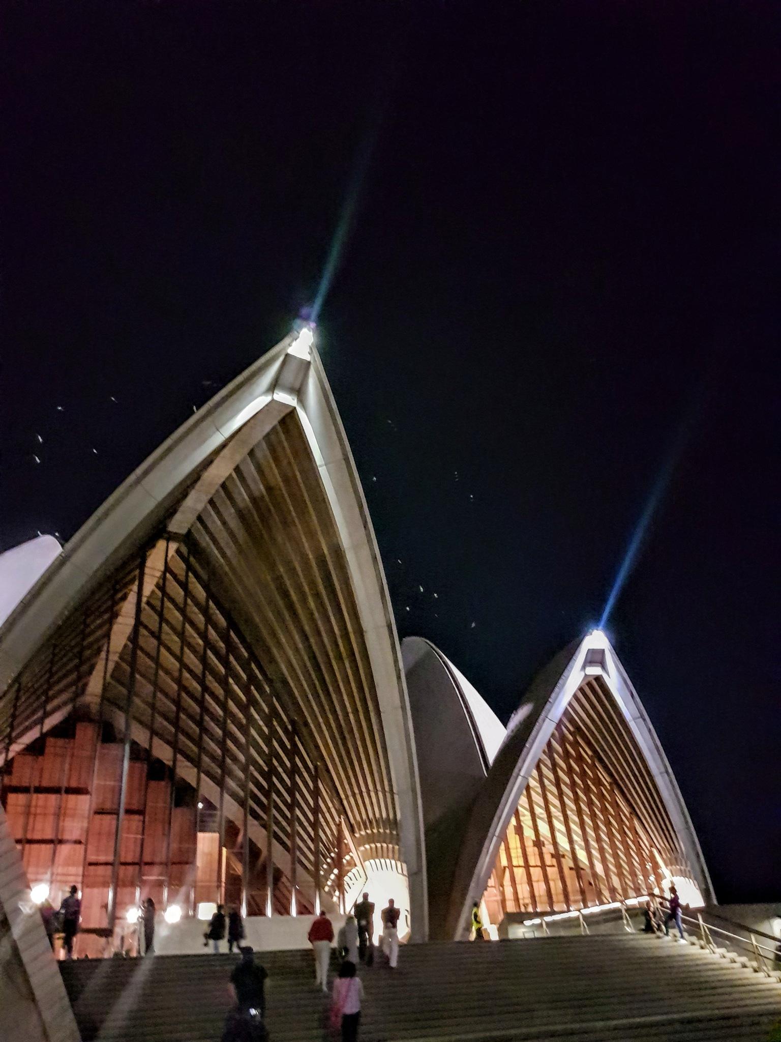 Sydney Opera House by Amanda Savage