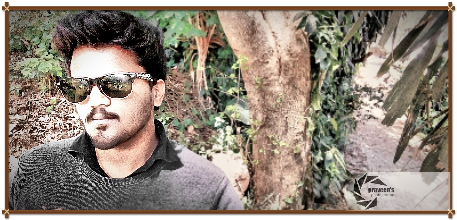 clicked in lenovo with added  Effect .. by Praveen Gowda