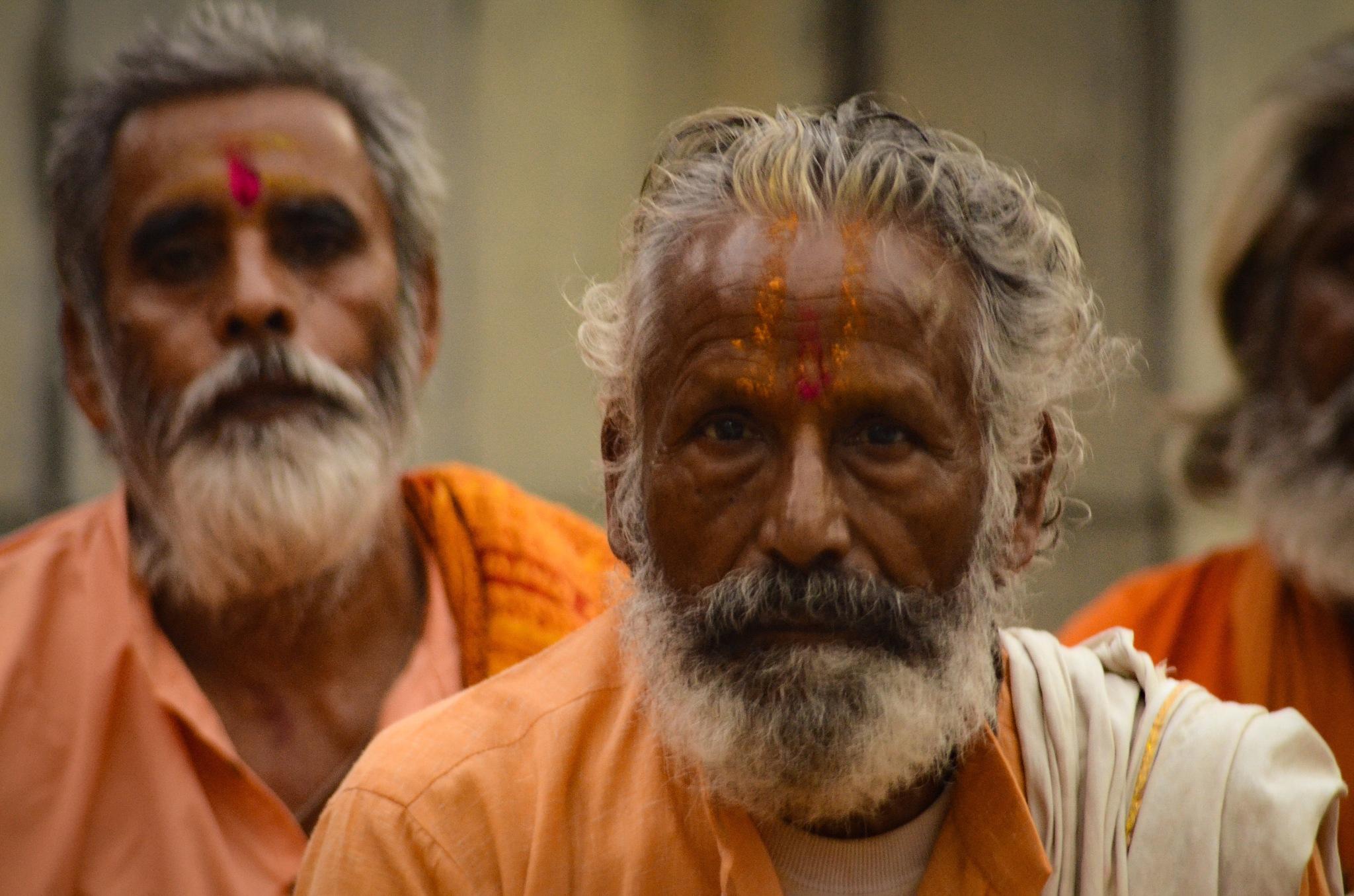 The men of God by Ankit Mishra