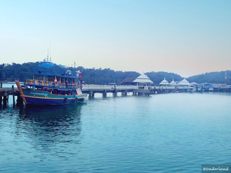 Bang bao pier by Lepagemegg