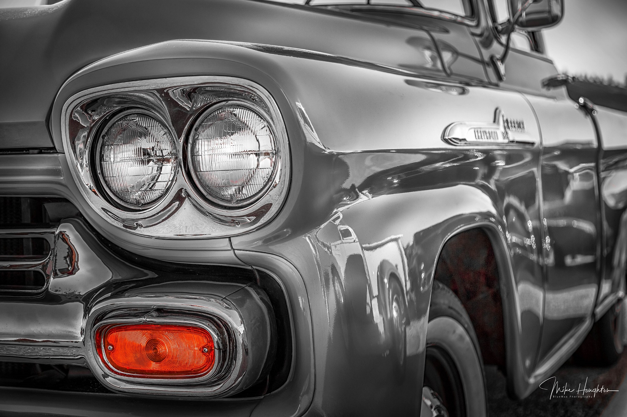 '58 Apache colour pop. by BlueMax Photography