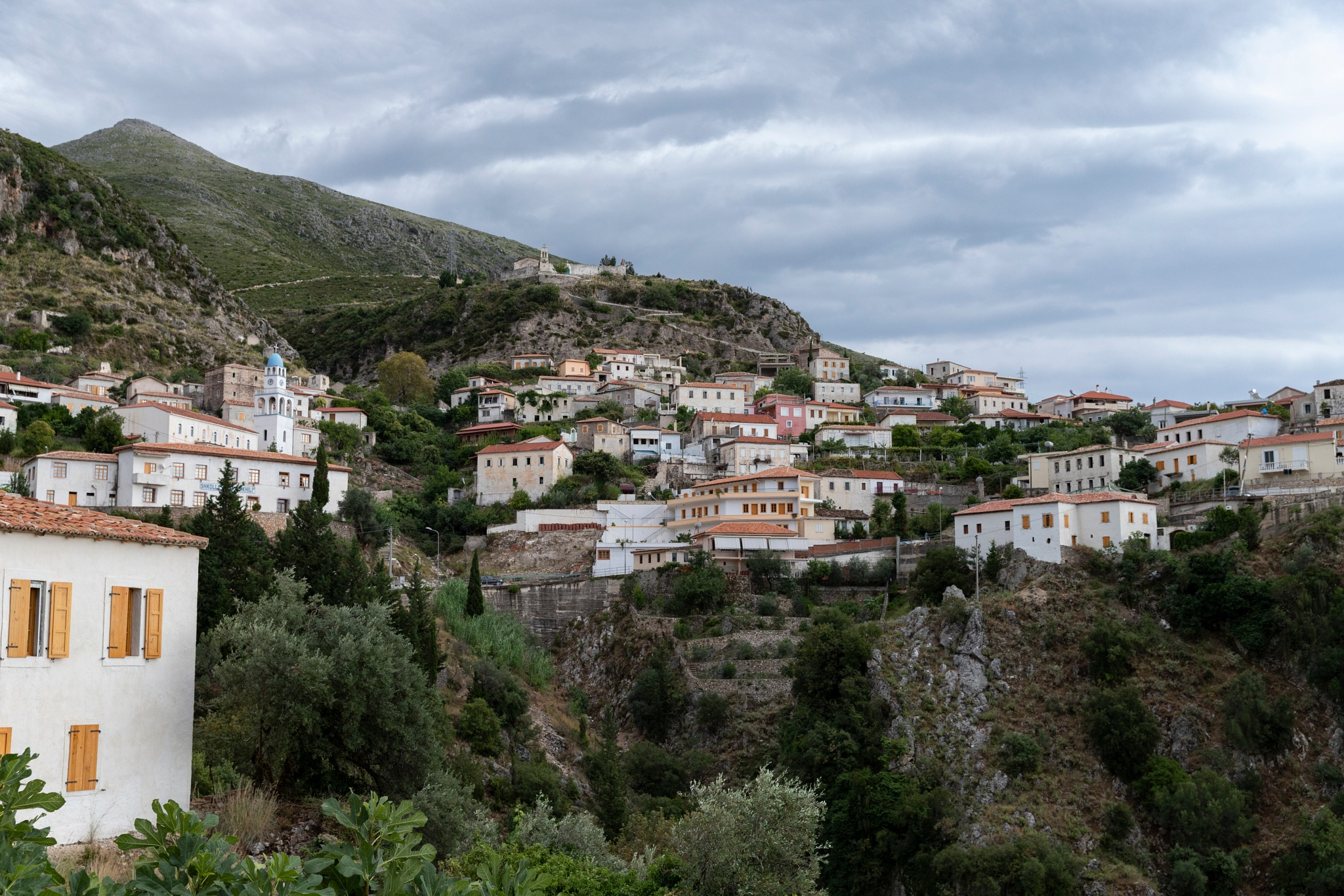 The Journey / South Albania by Simon Stoll