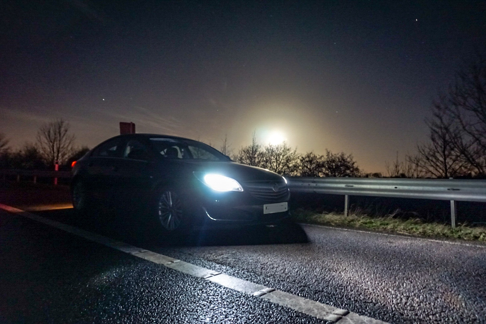 Night Drive by James M