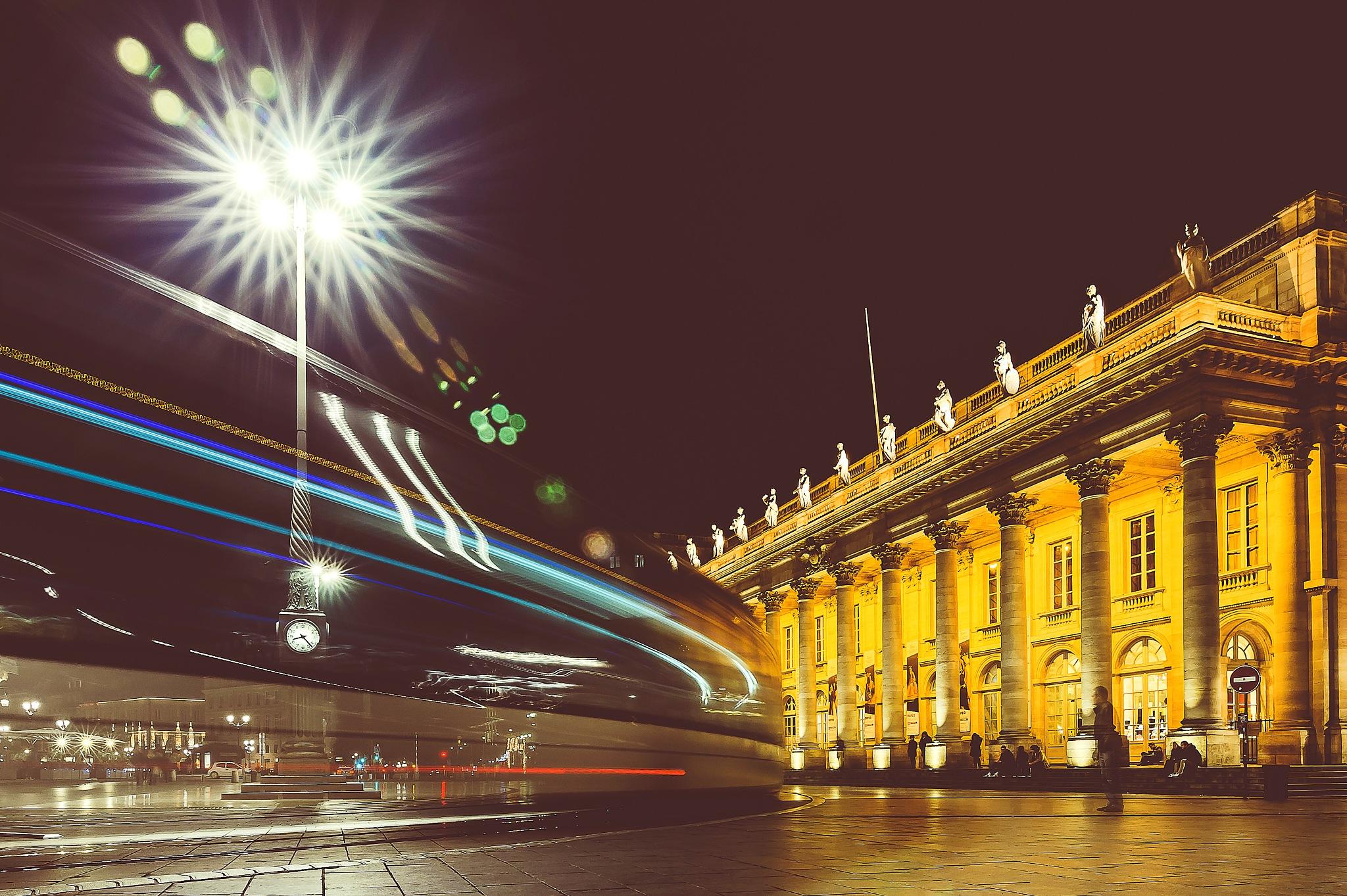 Bordeaux by Yann Texier