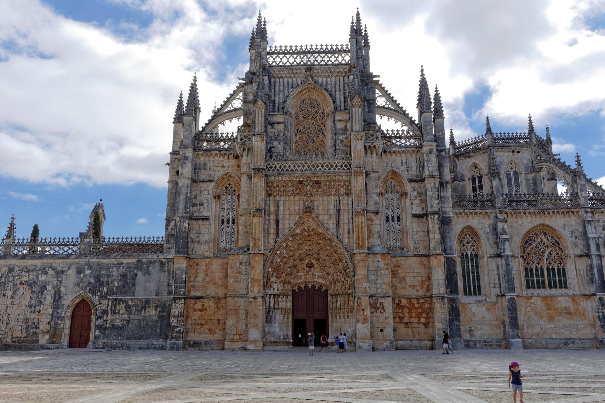 Monastère de Batalha by Tonio49