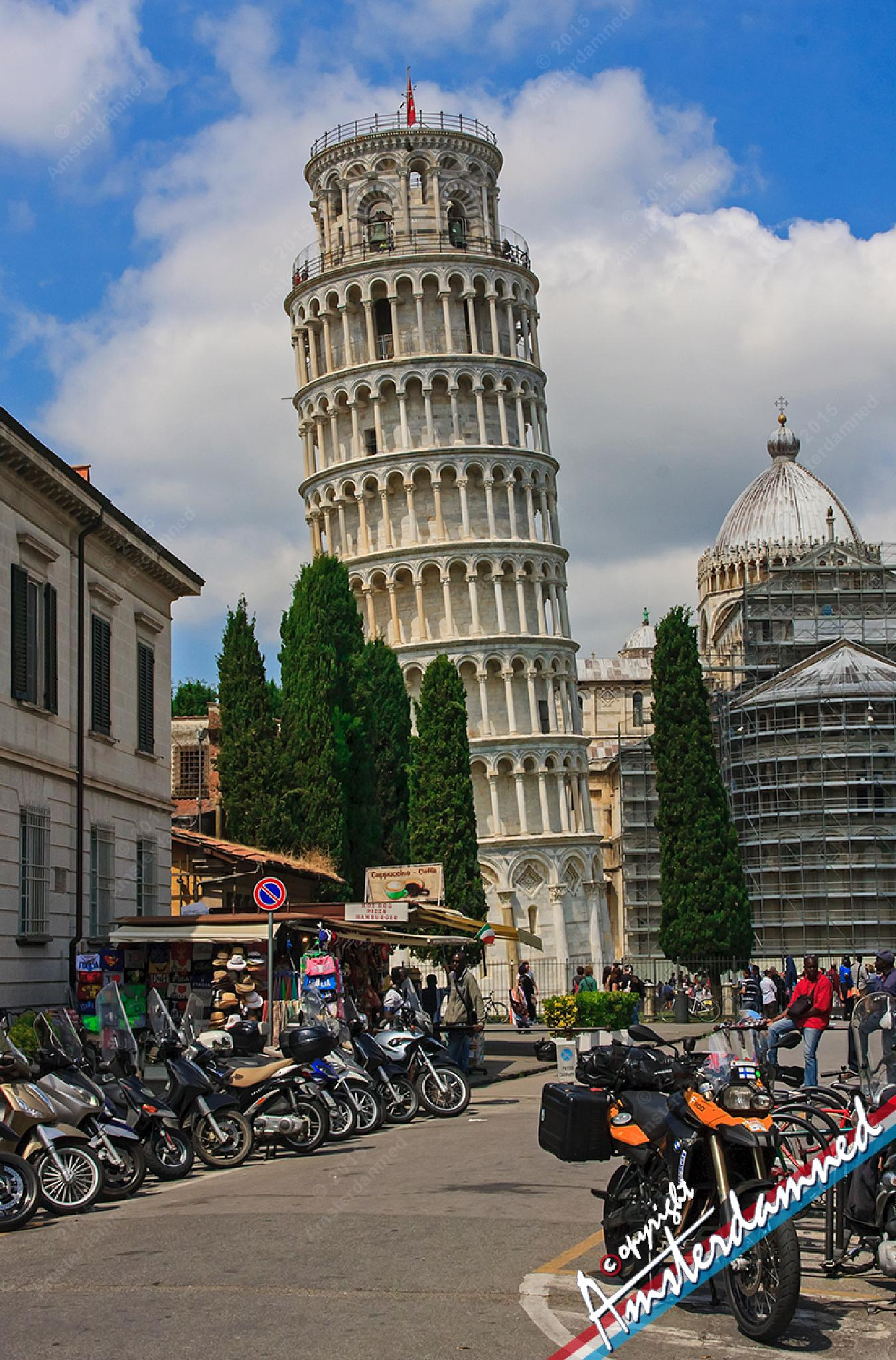 Pisa, Italy by Michael