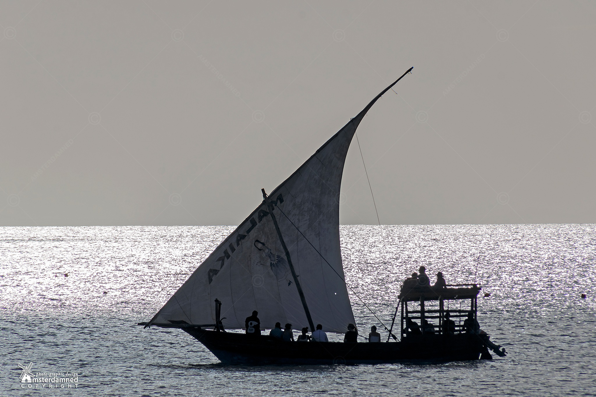 Nungwi (Zanzibar), Tanzania by Michael