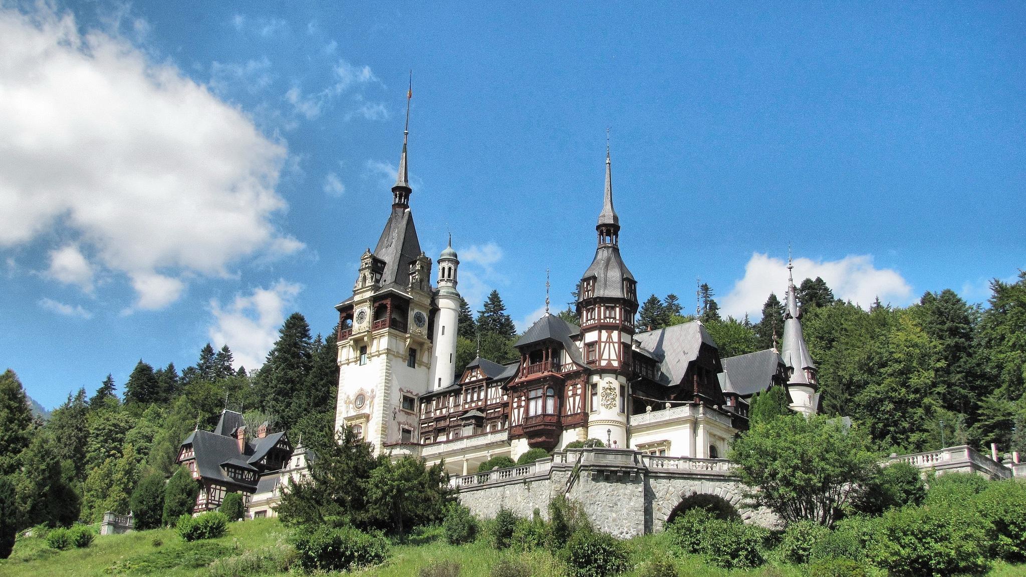 Peleș Castle by ShumenBulgaria