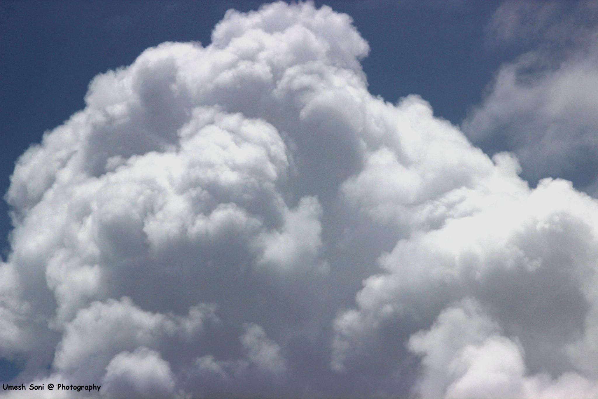 cloud  by Umesh Soni