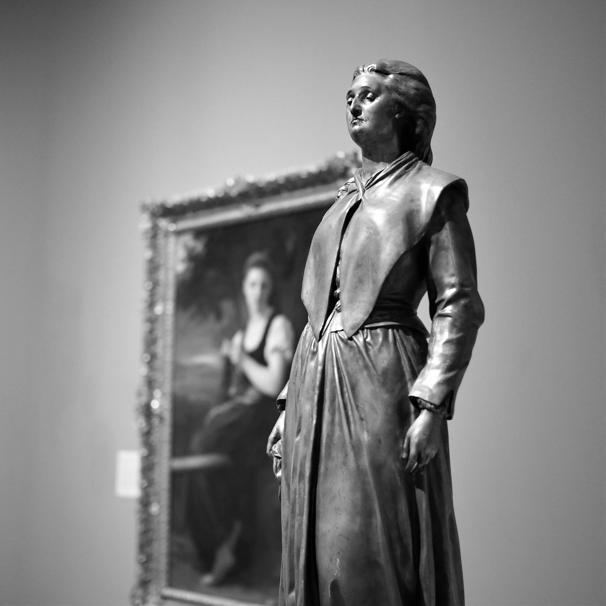 Marie-Antoinette - Joslyn Art Museum by Cathy Crégniot