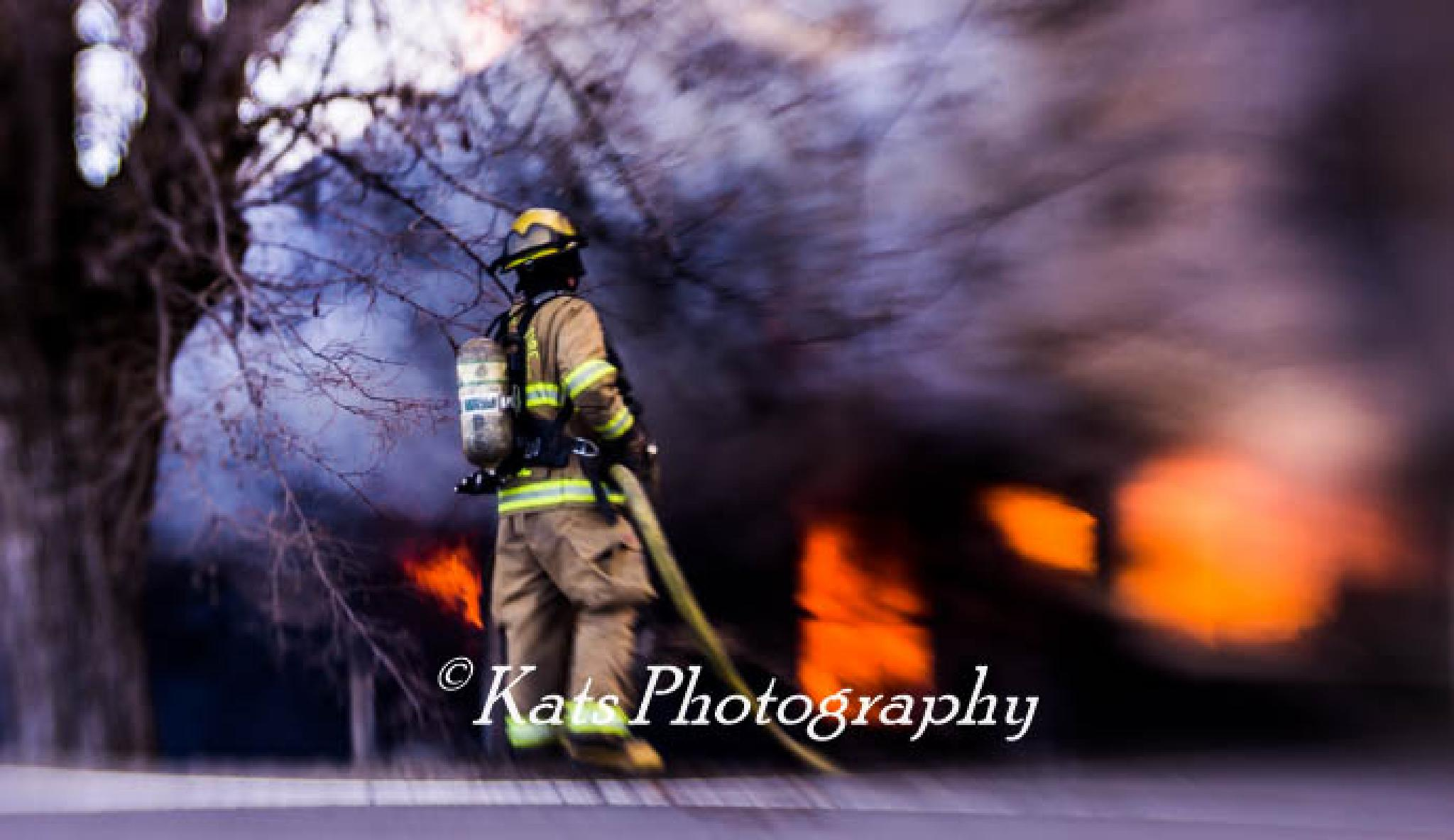 KCFD4 - It's Just Practice by Kathren Taylor