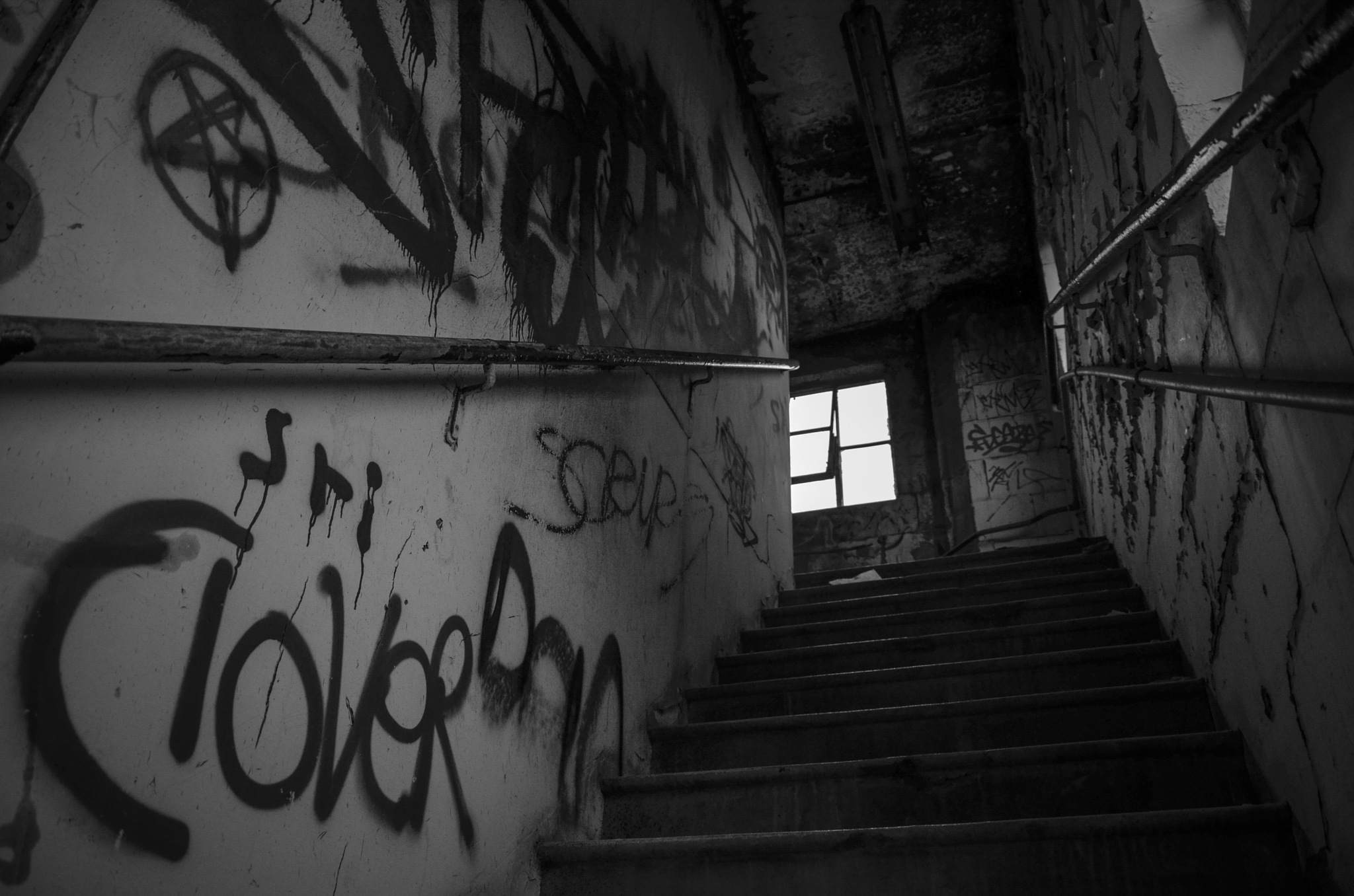 Stairway to hell by ChrisBowers