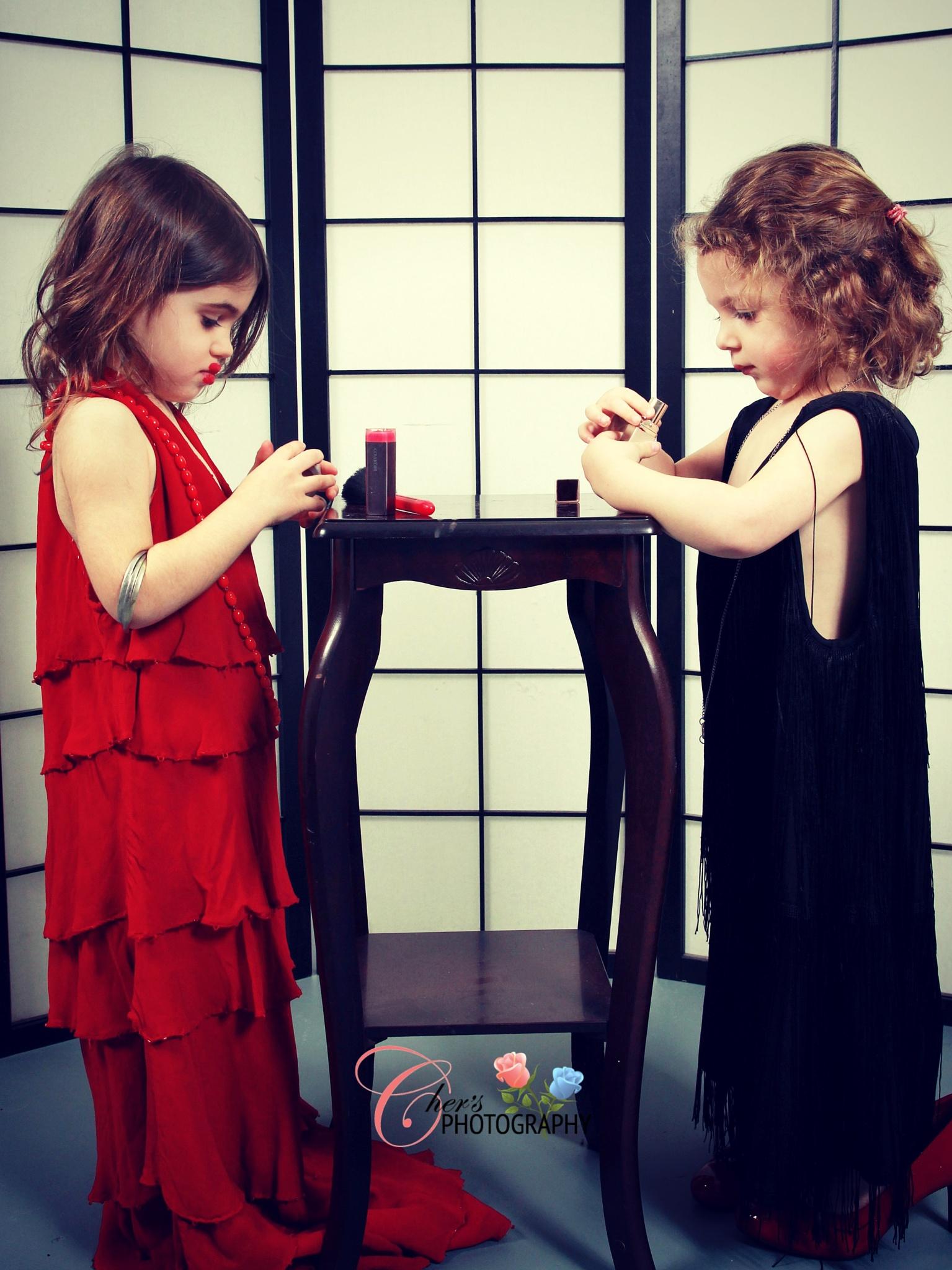 Girls Day by Cheryl Gunhouse Chersphotography
