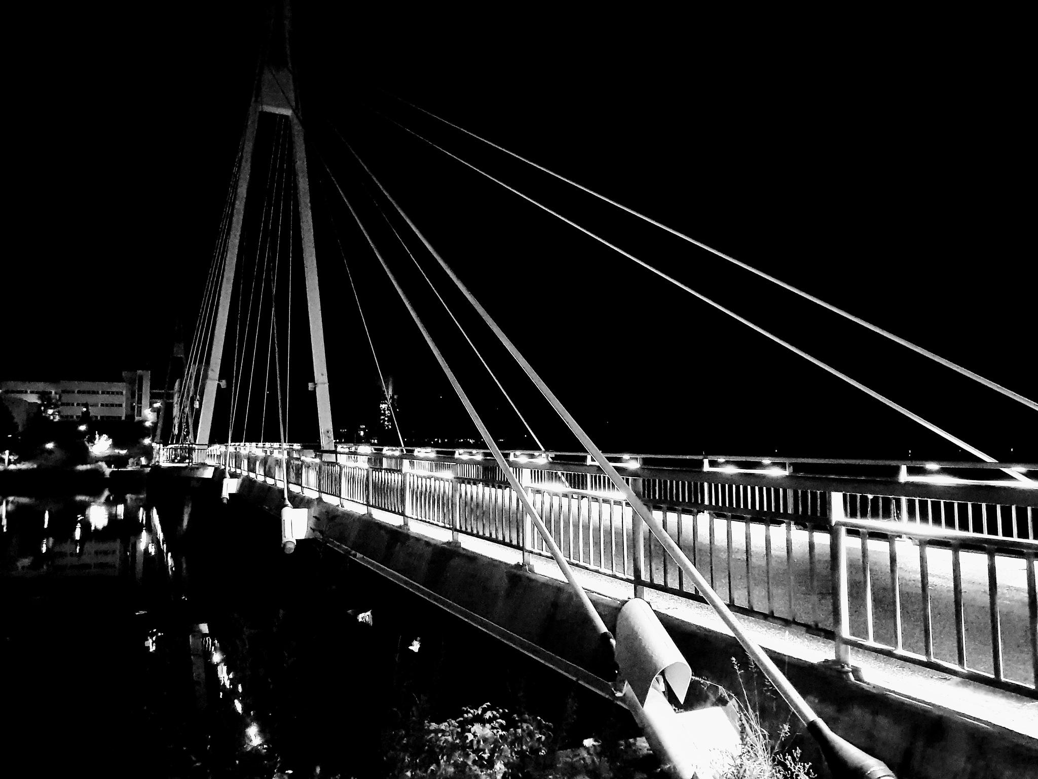 Styled photo of Ylistö's Bridge by Tomi Karjalainen