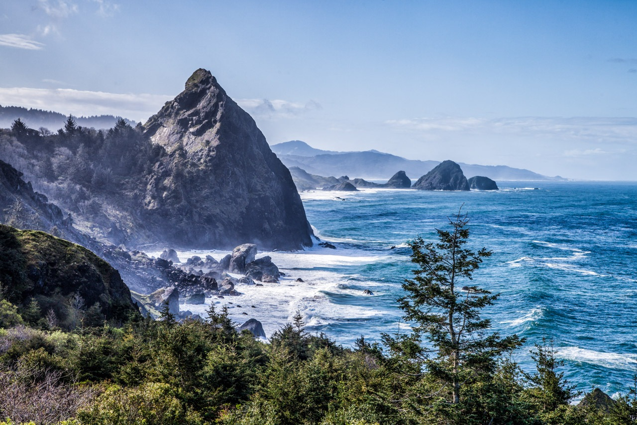 Along the Oregon coast by bwh2017