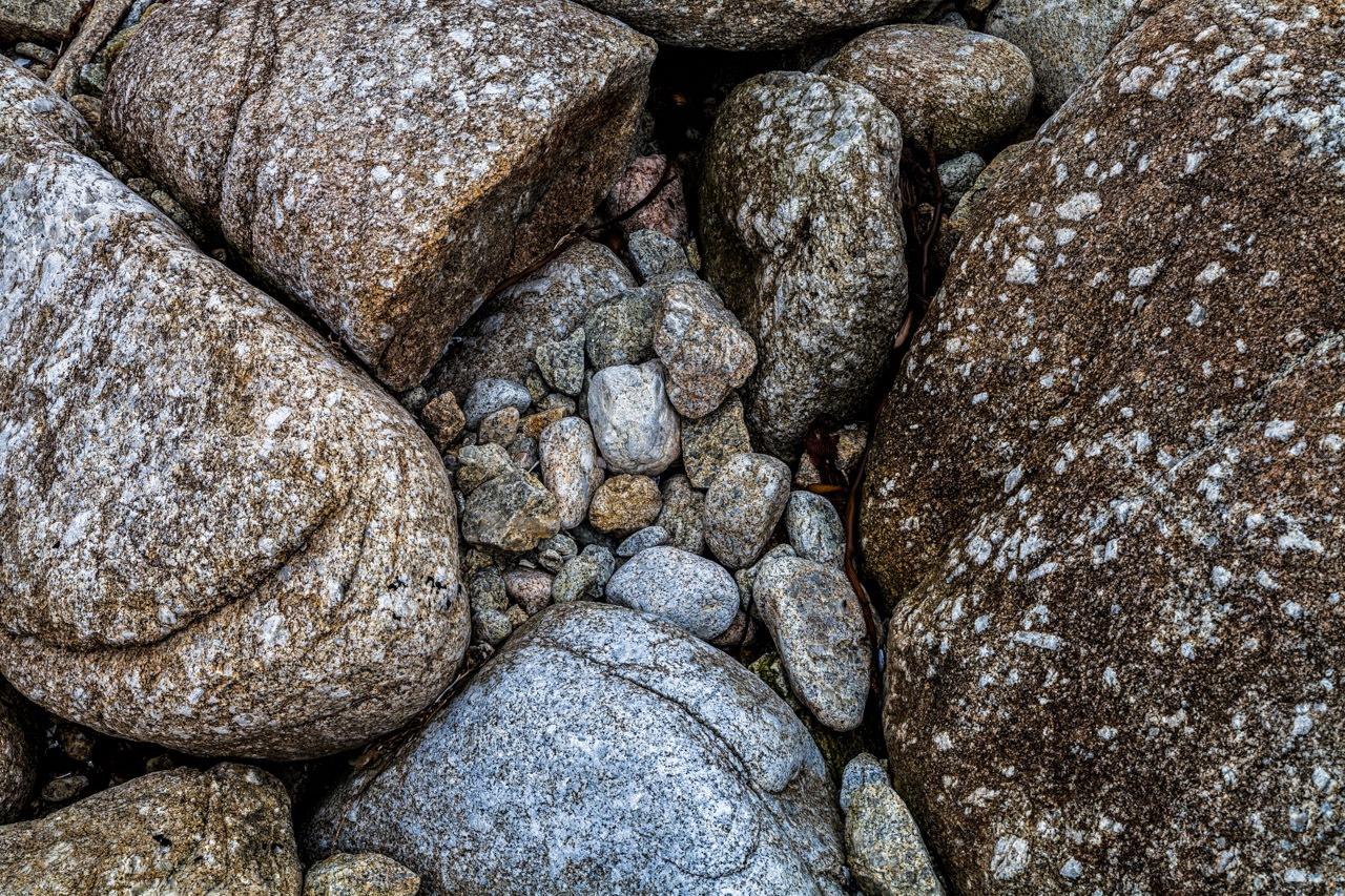 Big rocks, little rocks by bwh2017