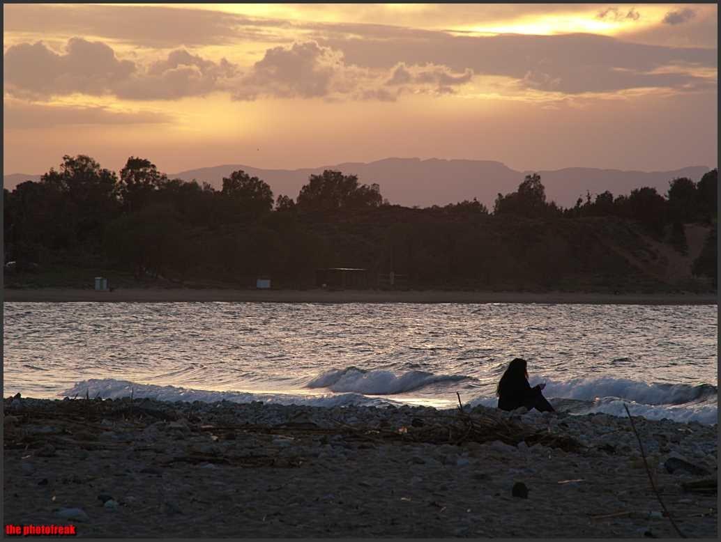 by the sea by harrythephotofreak