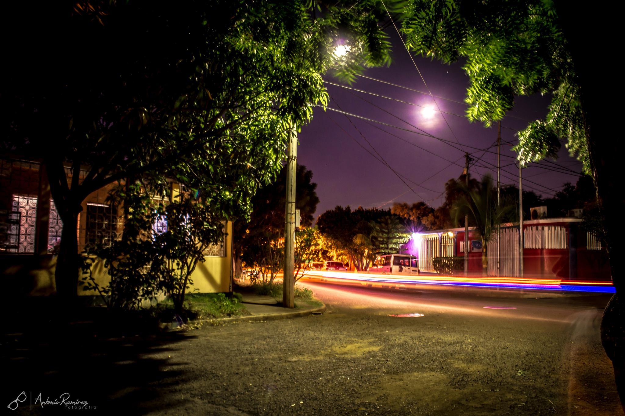 Light by Antonio Ramírez