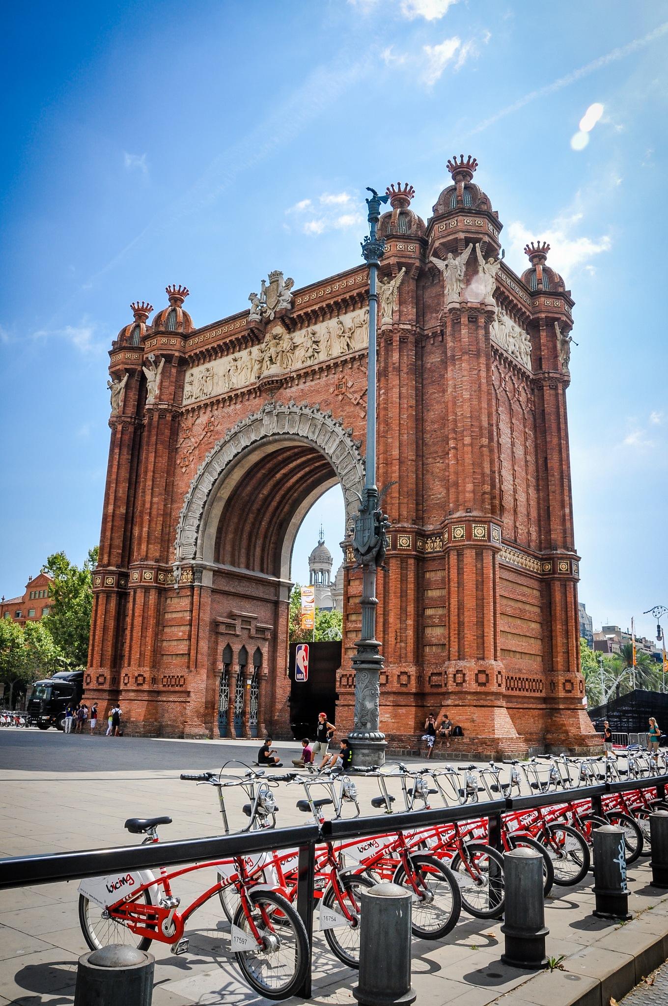 Barcelona by Lore y Matt Fotografias Chile