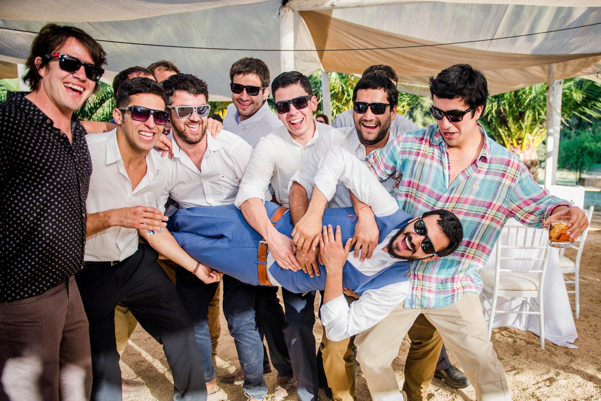 Boys will be boys by Lore y Matt Fotografias Chile