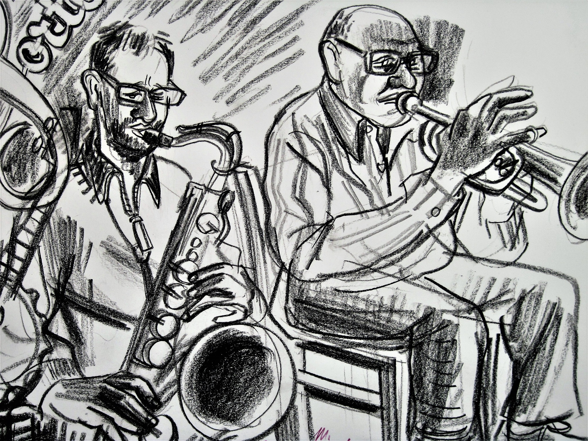 Porter Blues by Markus Nieden