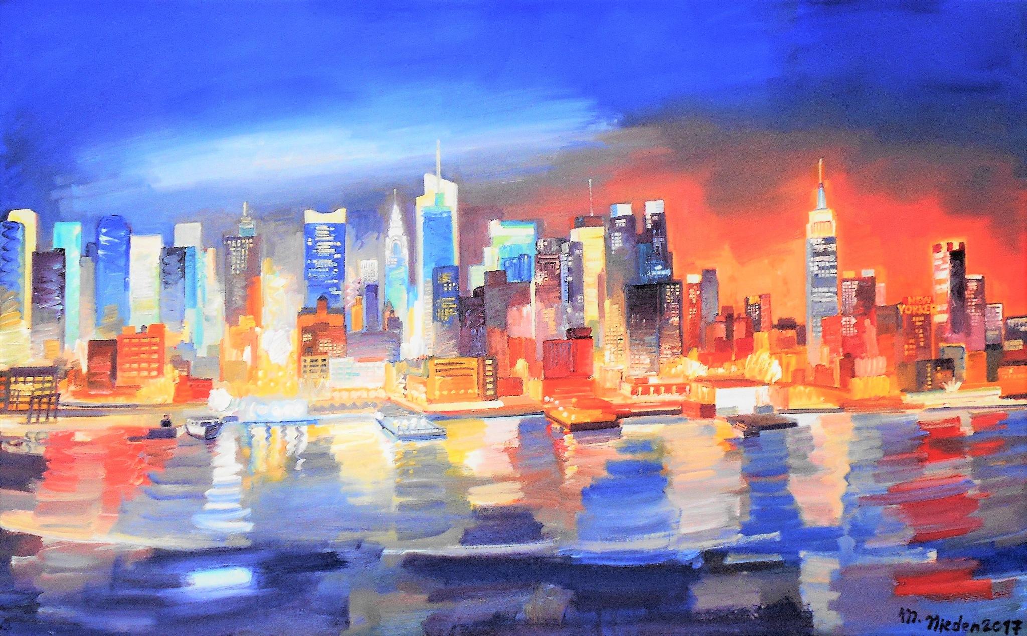 New York -Manhattan by Markus Nieden
