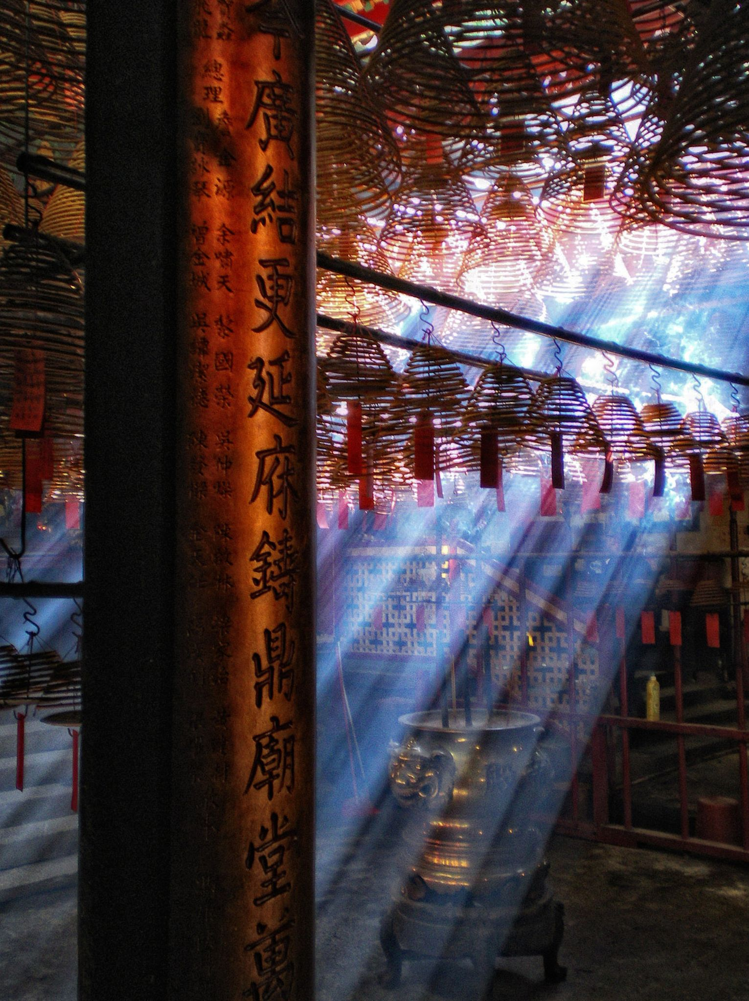 man mo temple by stefano65