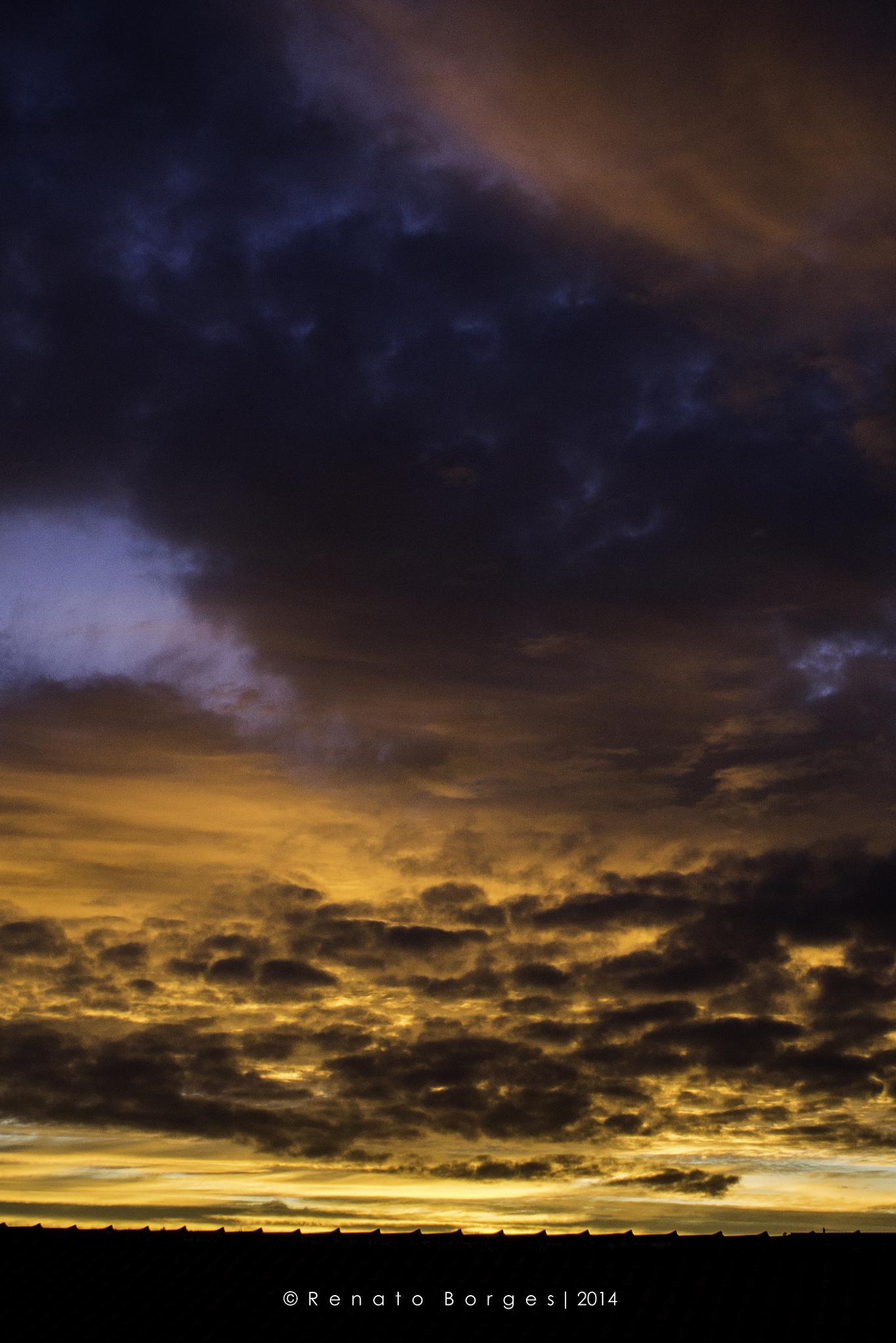A cada horizonte se esconde um sonho. by Renato Borges Fotografias