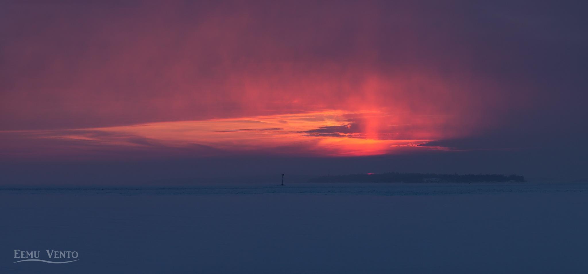 Sunset by Eemu Vento