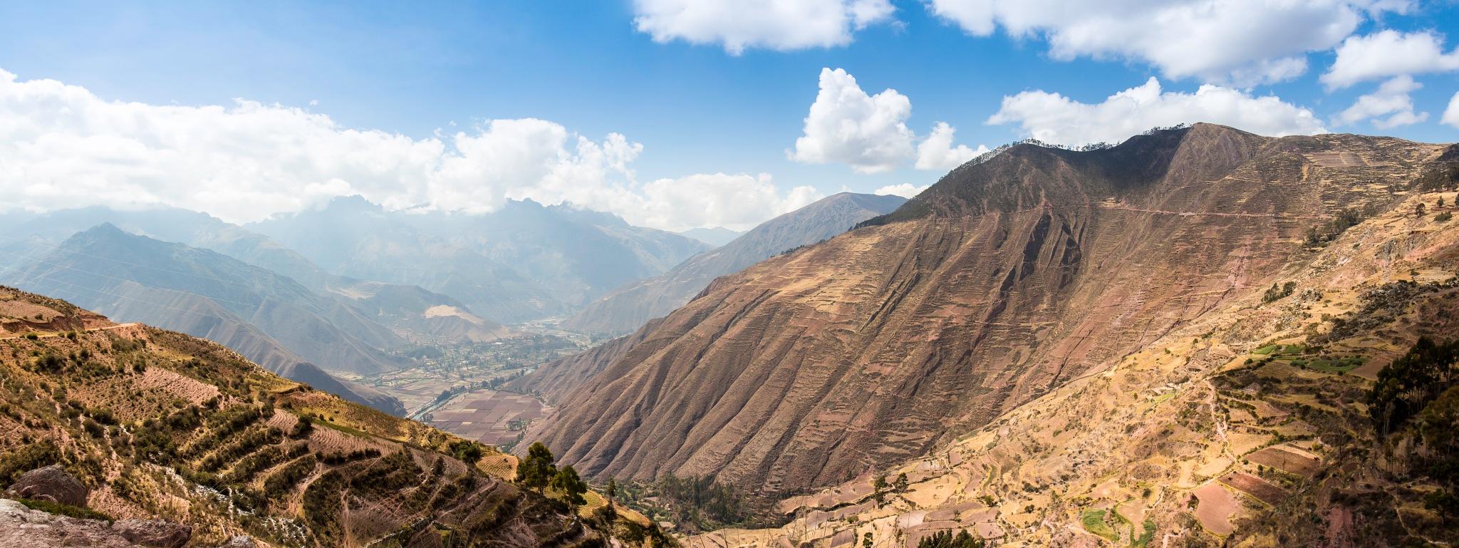 Zipline Cusco by Walter Coz Farje