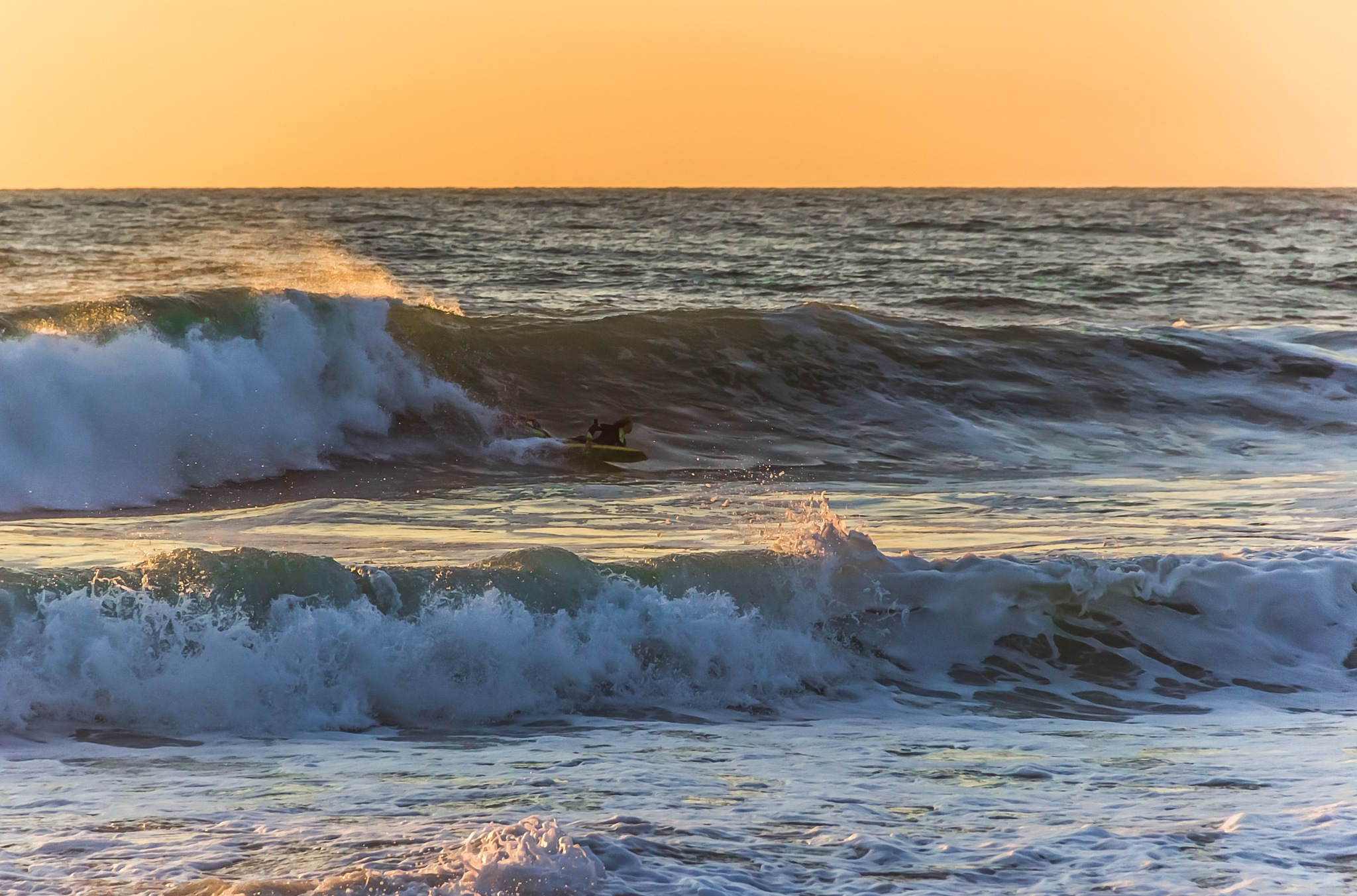 surf à Capbreton 4 by lombric