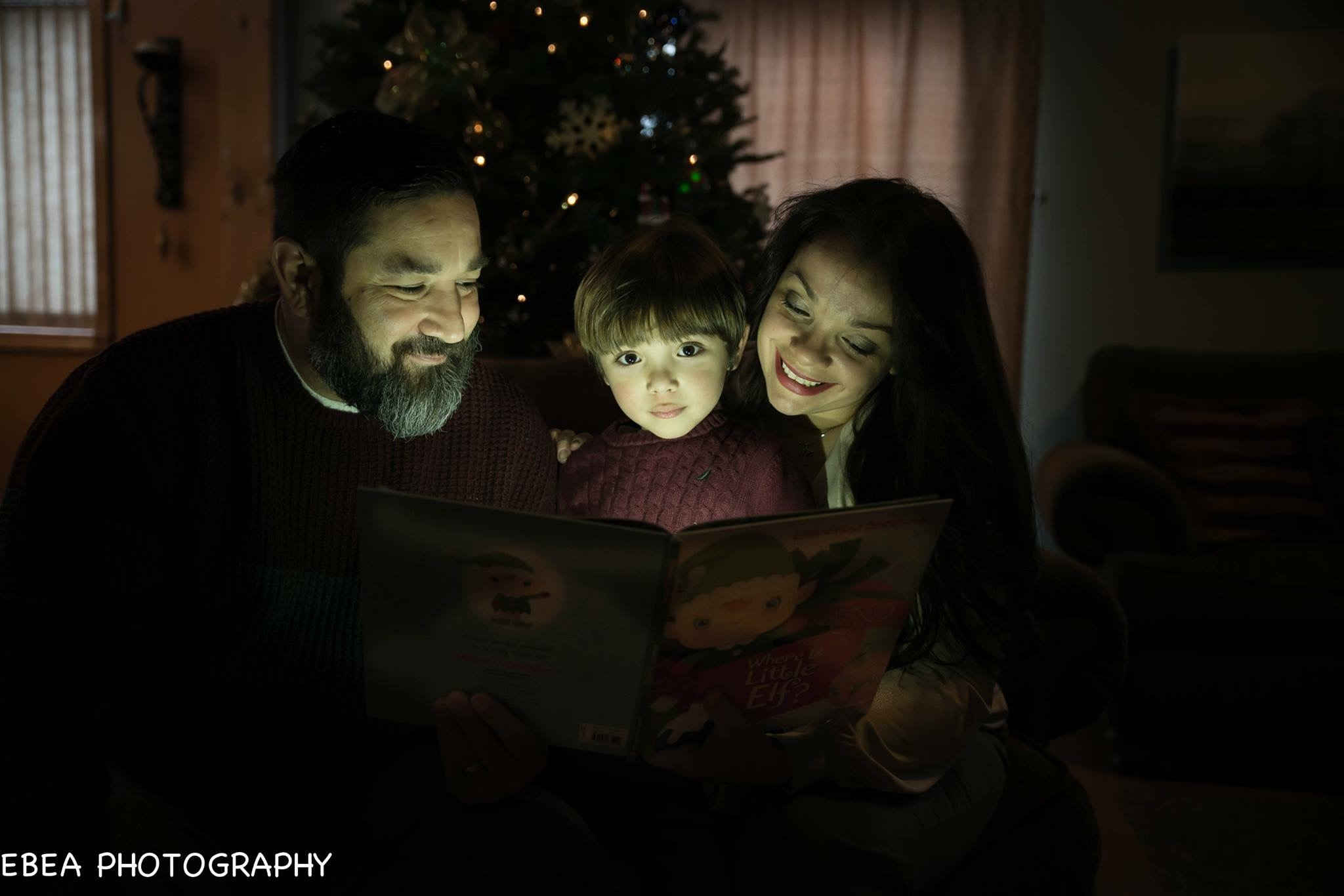 Christmas story 2016 by Rich Carrasquillo