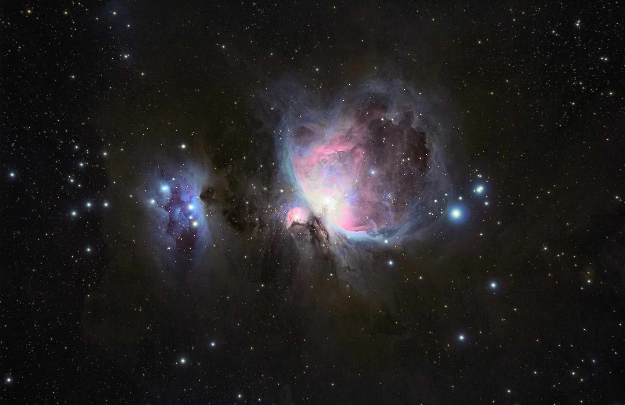 The Orion Nebula (M42) by Alessio Vaccaro