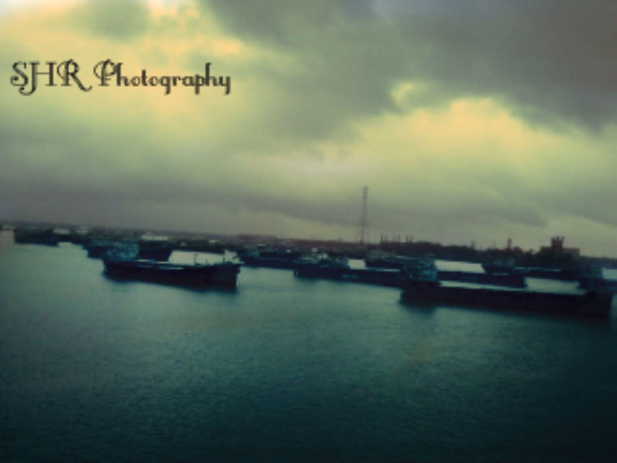 Cloudy by Shazzad Rana