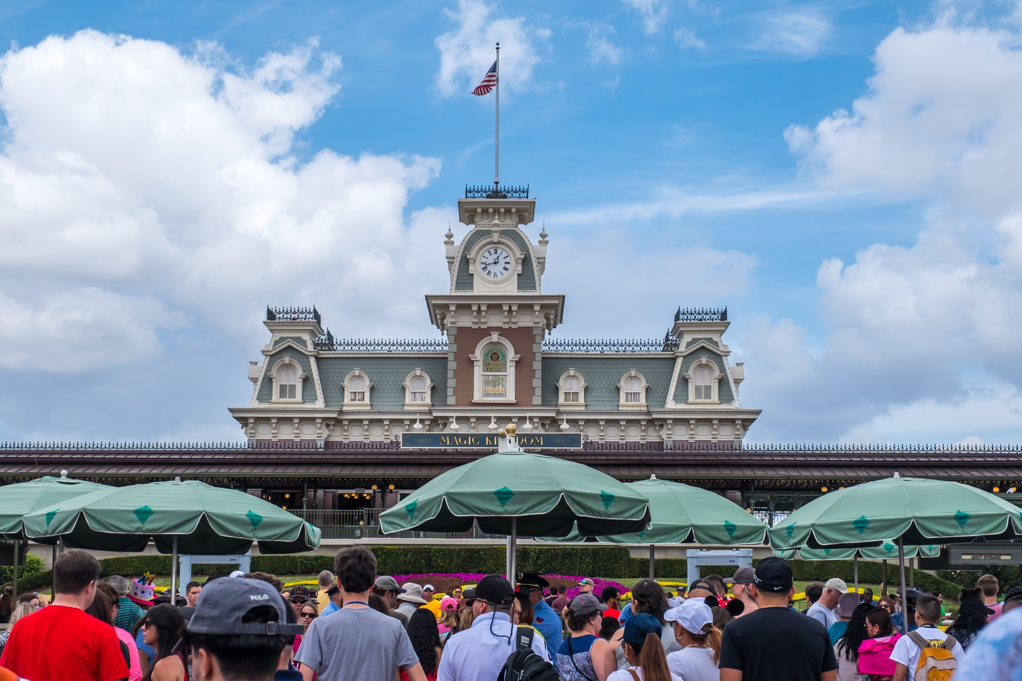 Magic Kingdom by KarimMaataoui