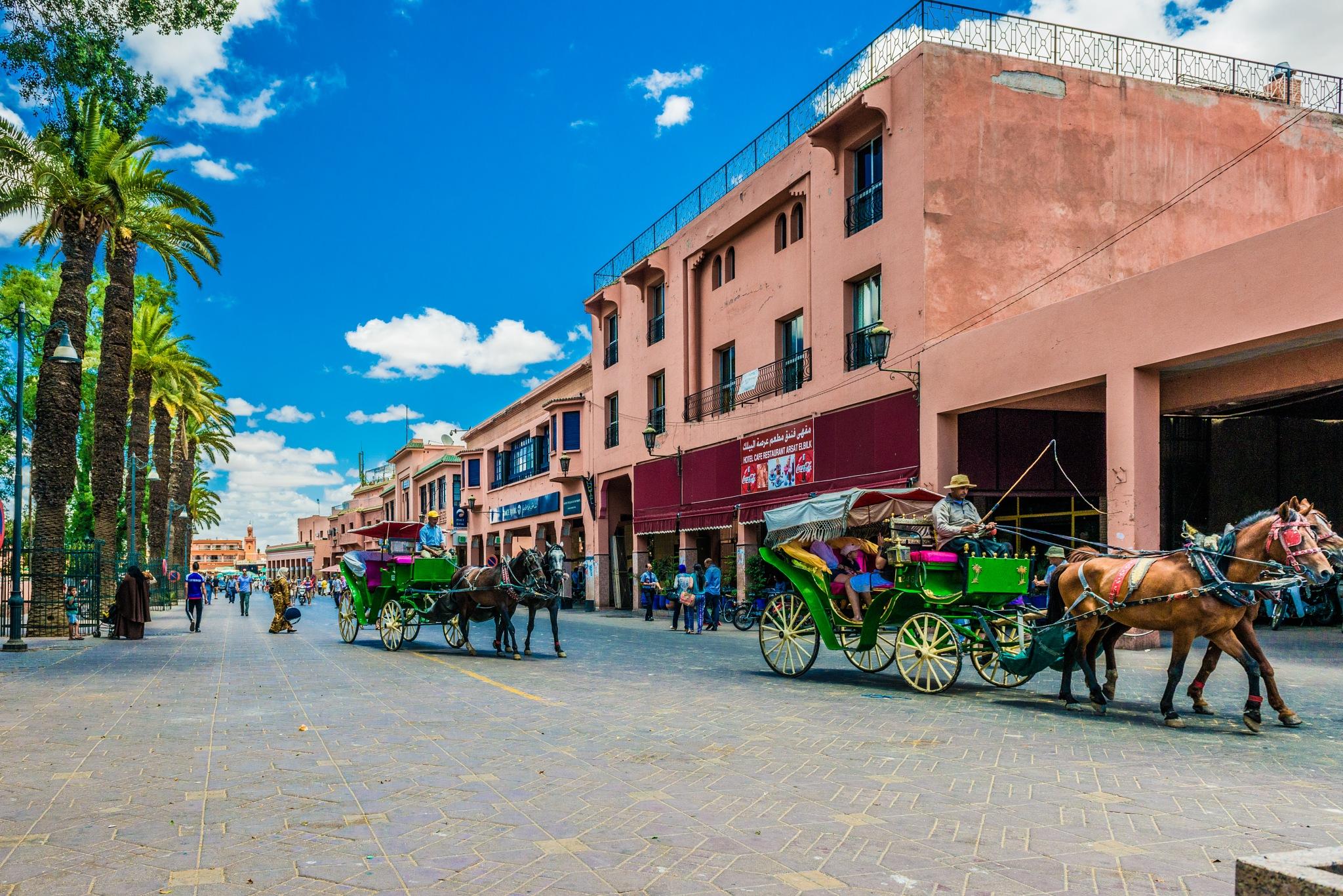 Marrakech Trip by KarimMaataoui
